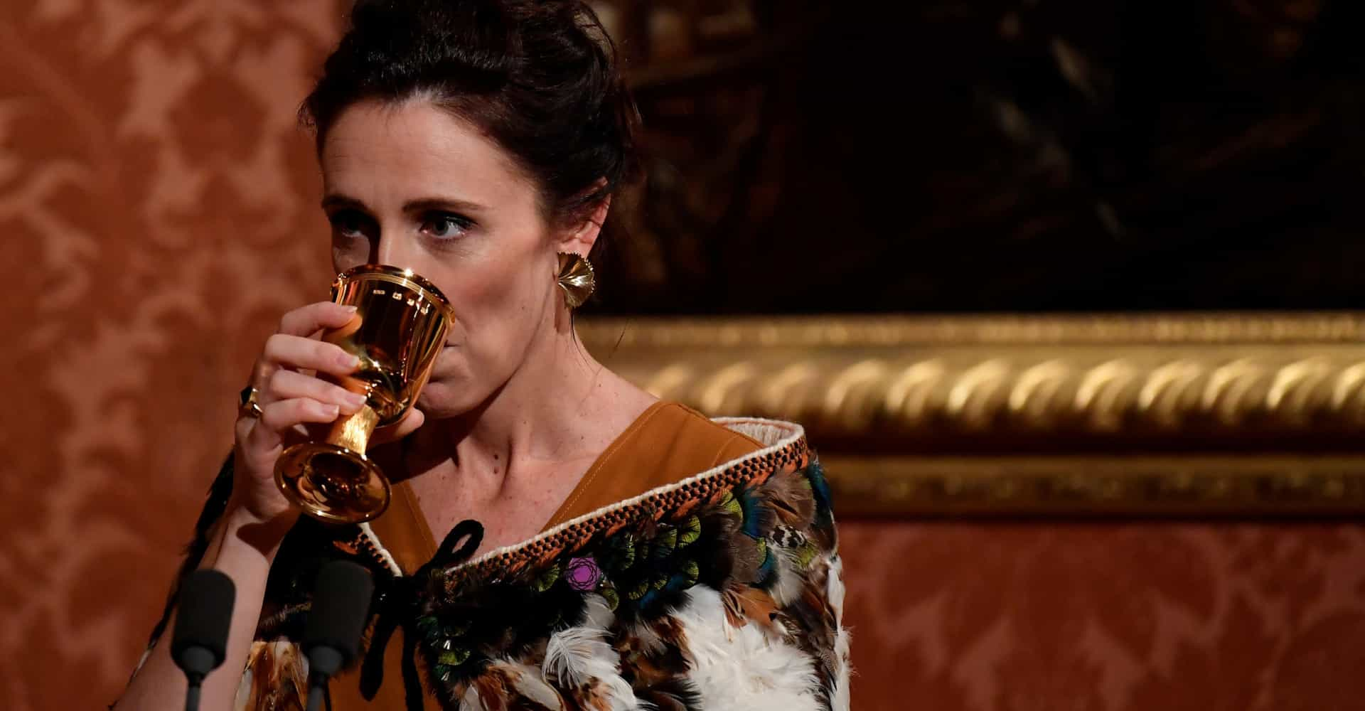 New Zealand Prime Minister reveals she auditioned for 'Lord of the Rings'