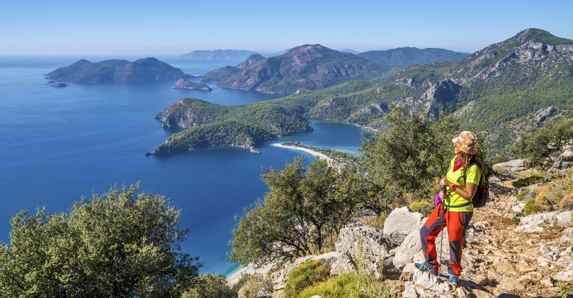 Henkeäsalpaavat vaellusreitit ympäri maailmaa