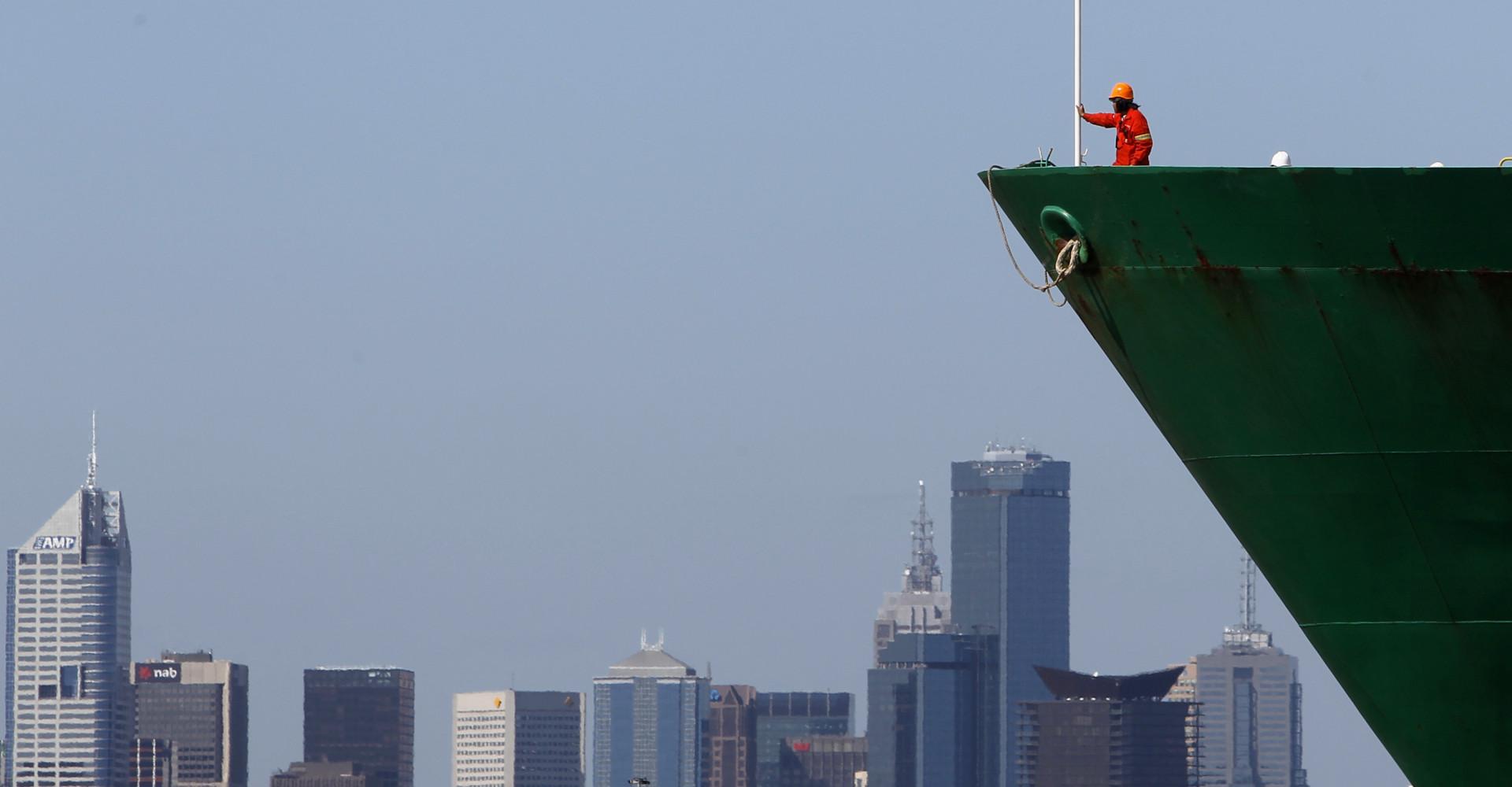 Australia's largest trading partners