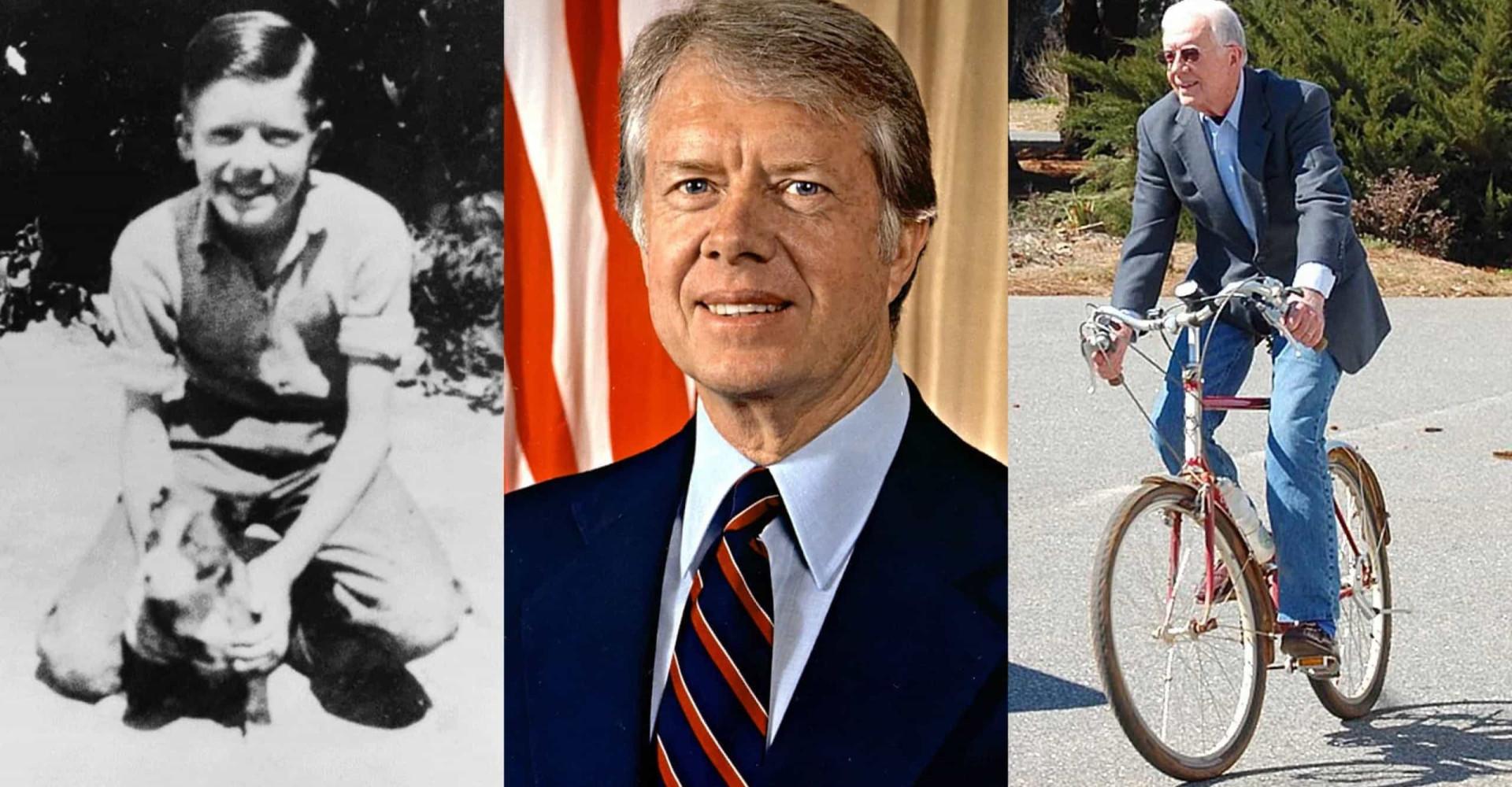 Jimmy Carter – fra president til pensjonert statsmann