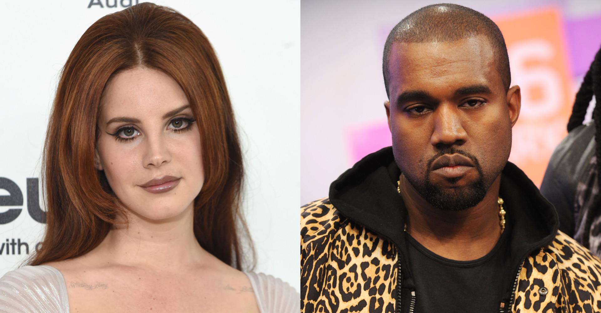 Lana Del Rey si scaglia contro Kanye West