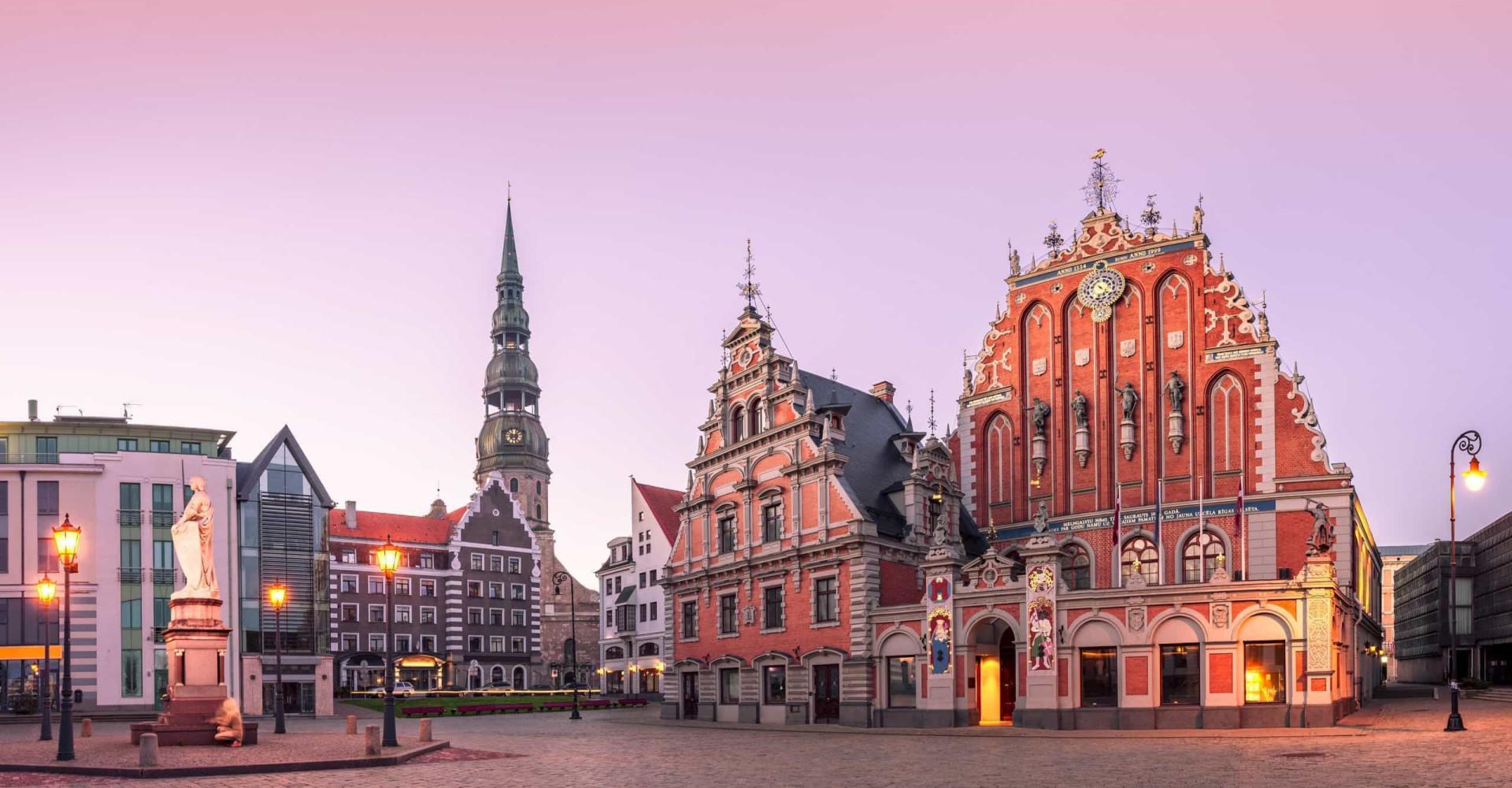 Otoño en Letonia, ¿qué ocurre en su capital?