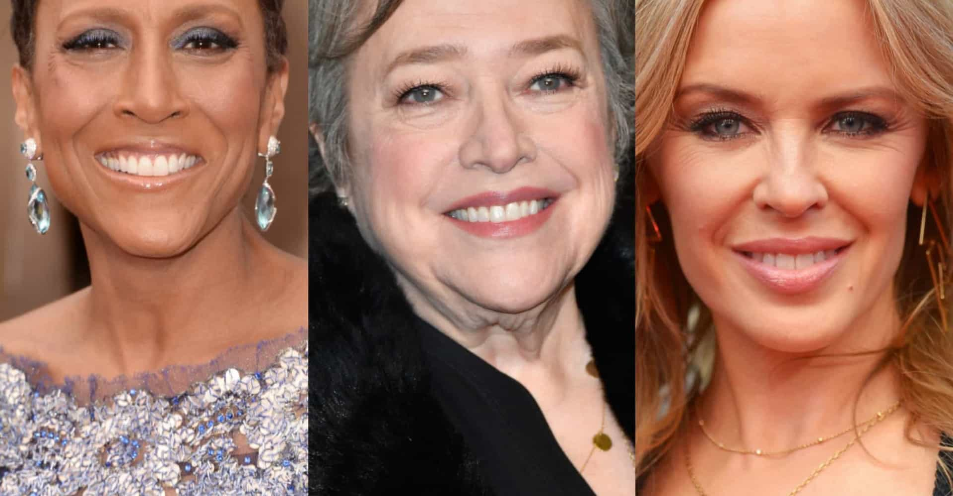 Breast cancer: the stars who have battled the disease