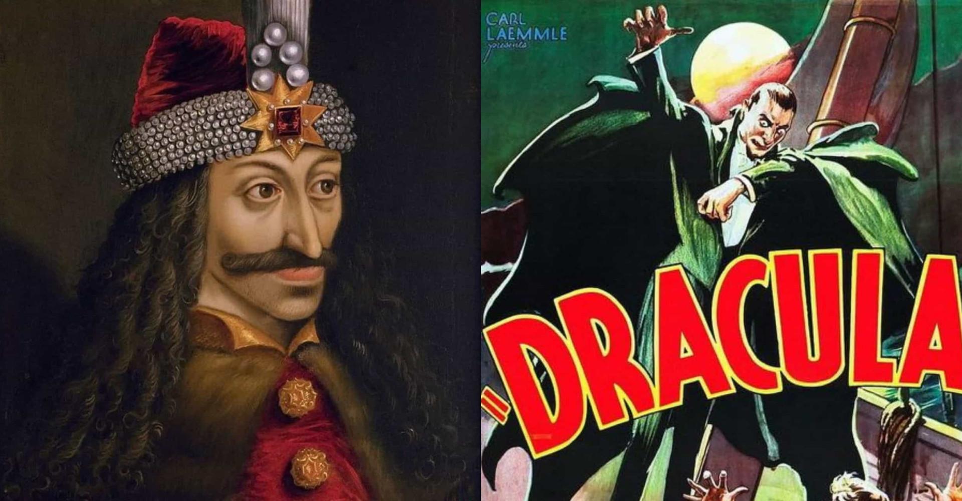 Vlad l'Empaleur et la légende de Dracula