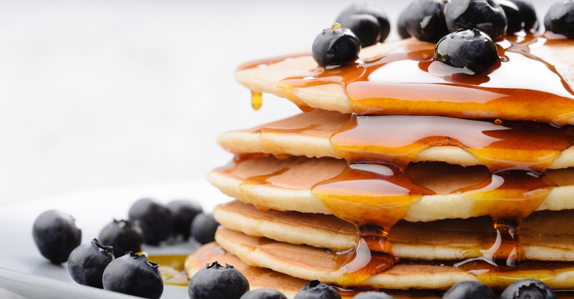 Come preparare dei deliziosi pancake senza lattosio