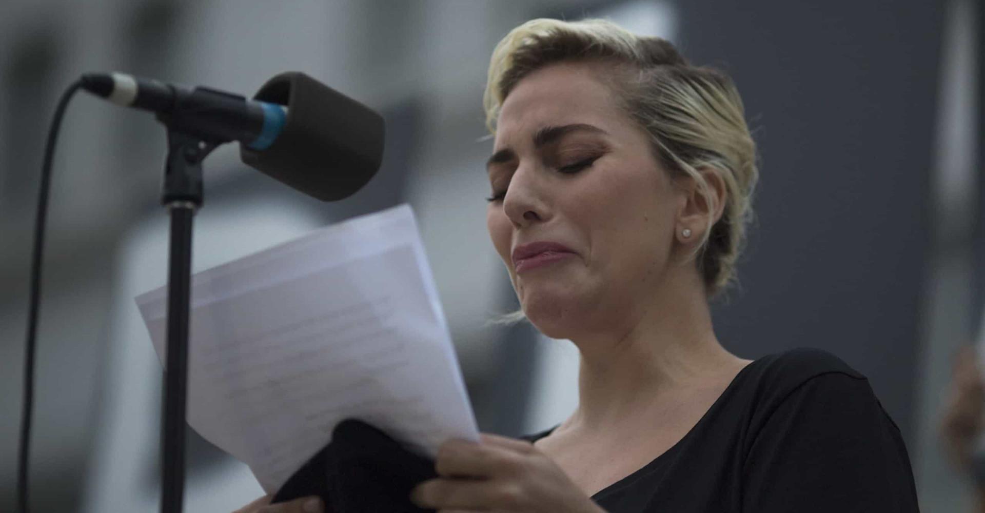 Lady Gaga delivers hard truths in emotional mental health essay