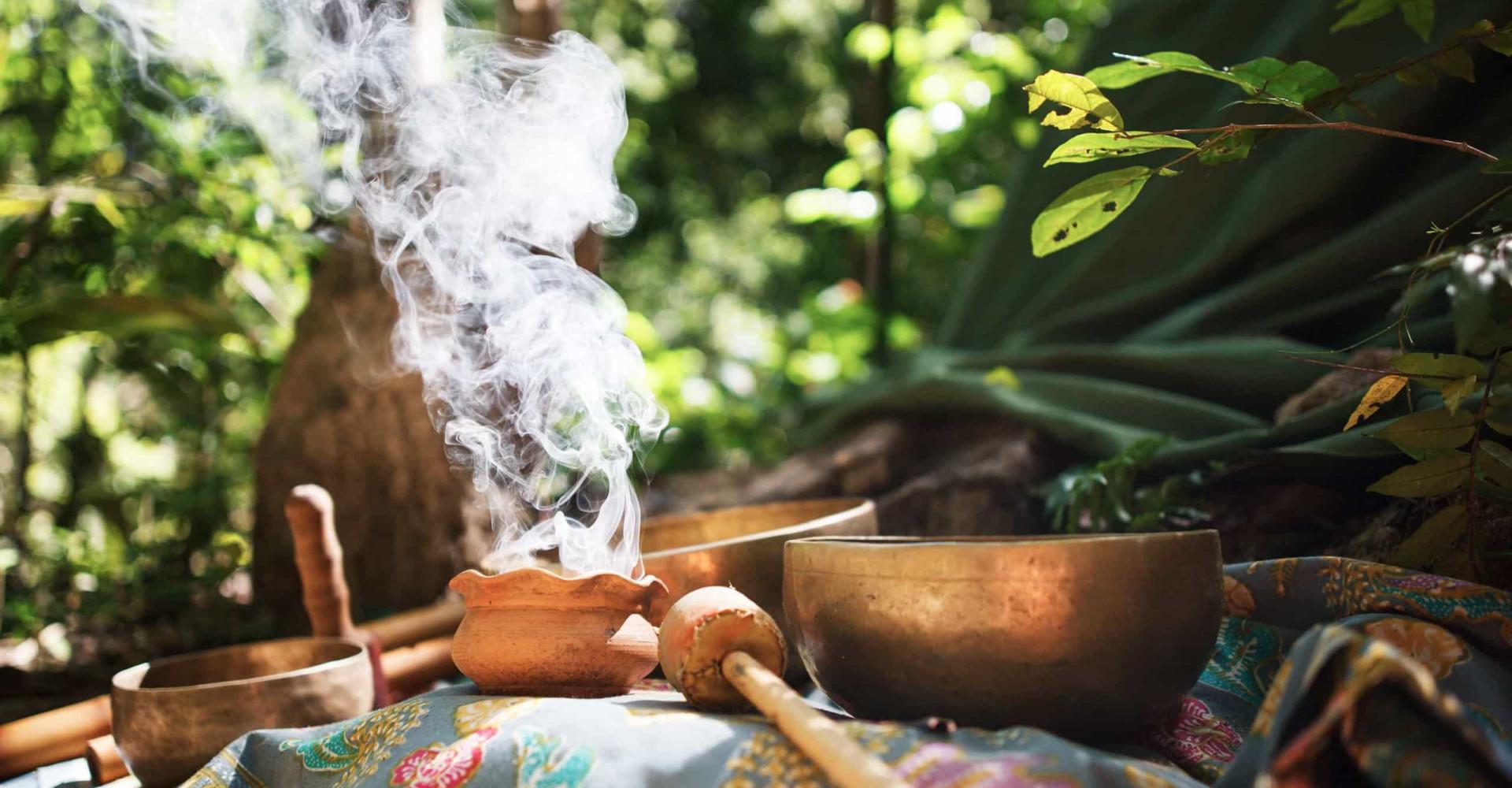 Ayahuasca: la bebida amazónica que te cura