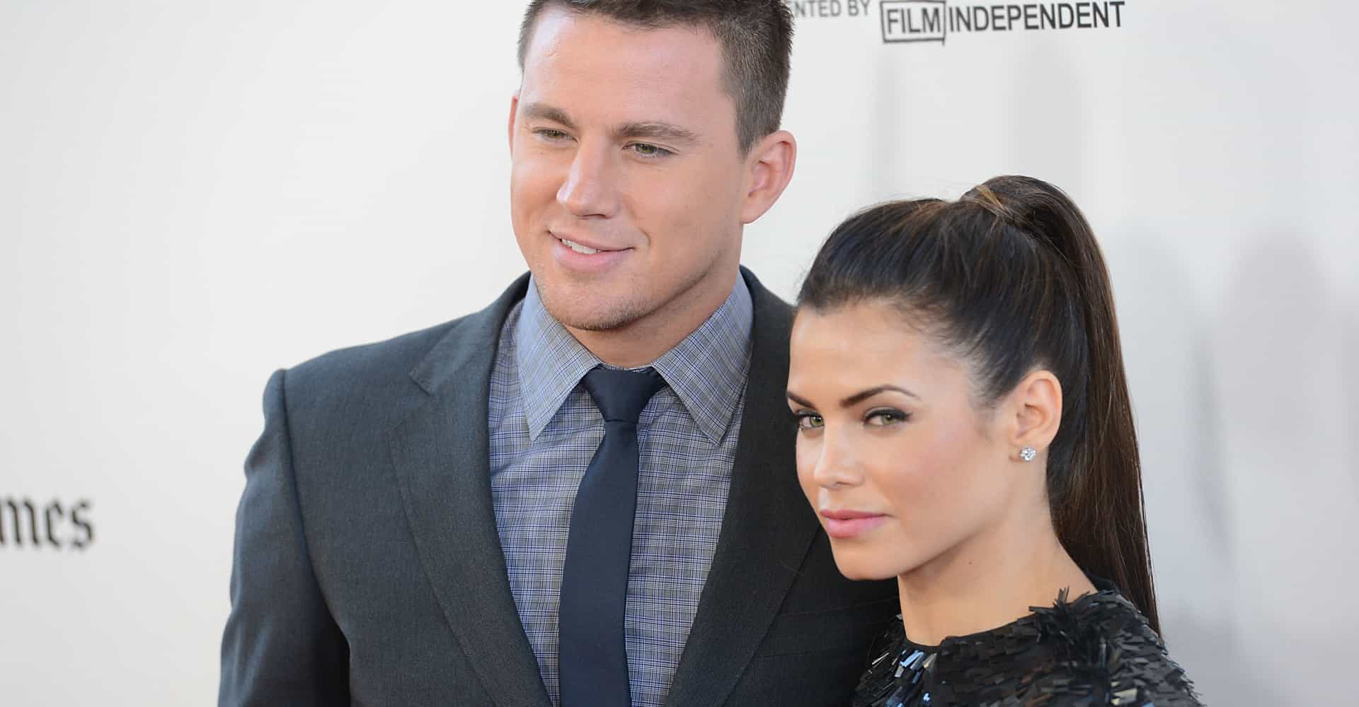 Channing Tatum is dating a Jenna Dewan lookalike