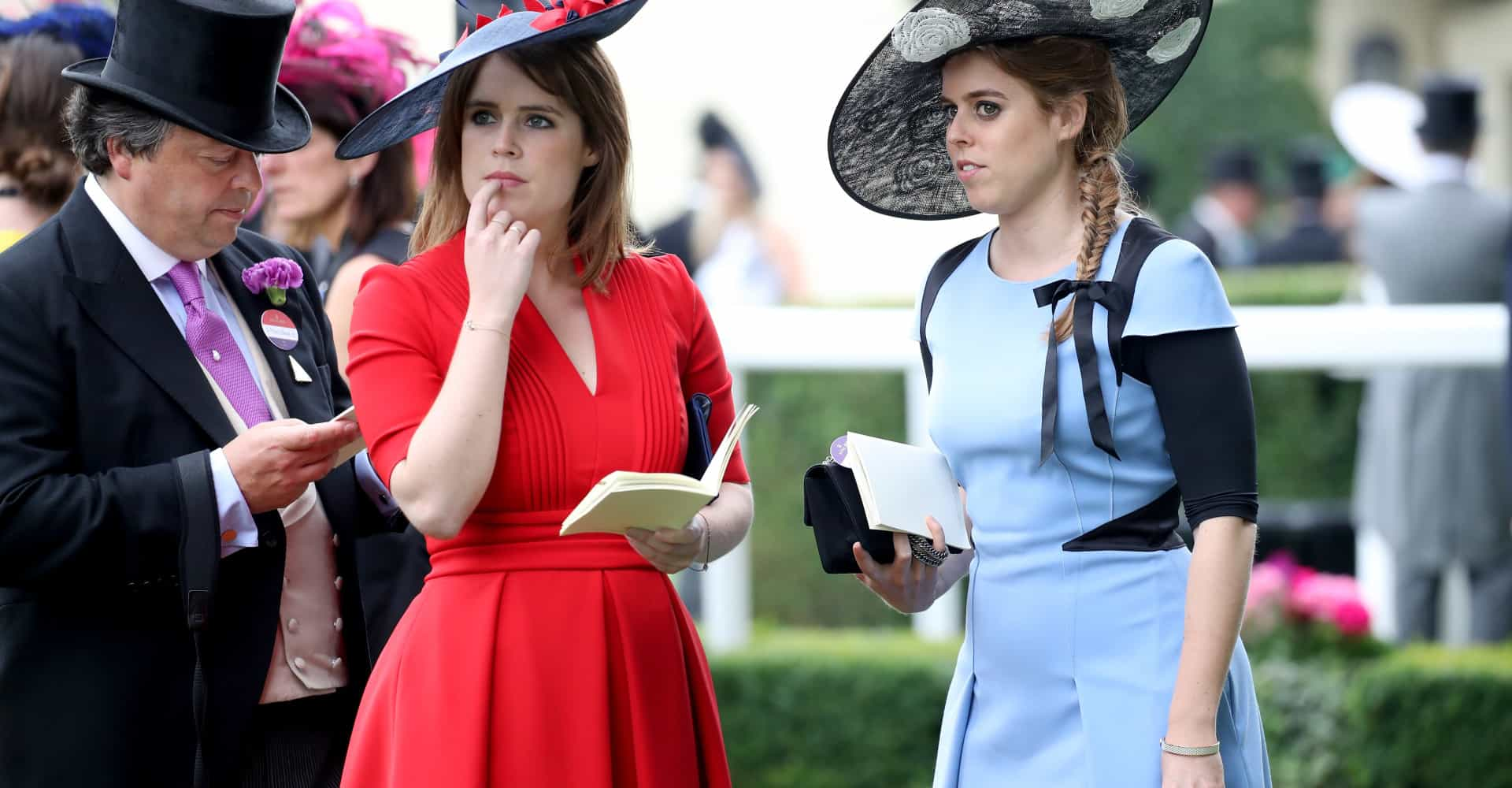 Everyone is pronouncing Princess Eugenie's name wrong