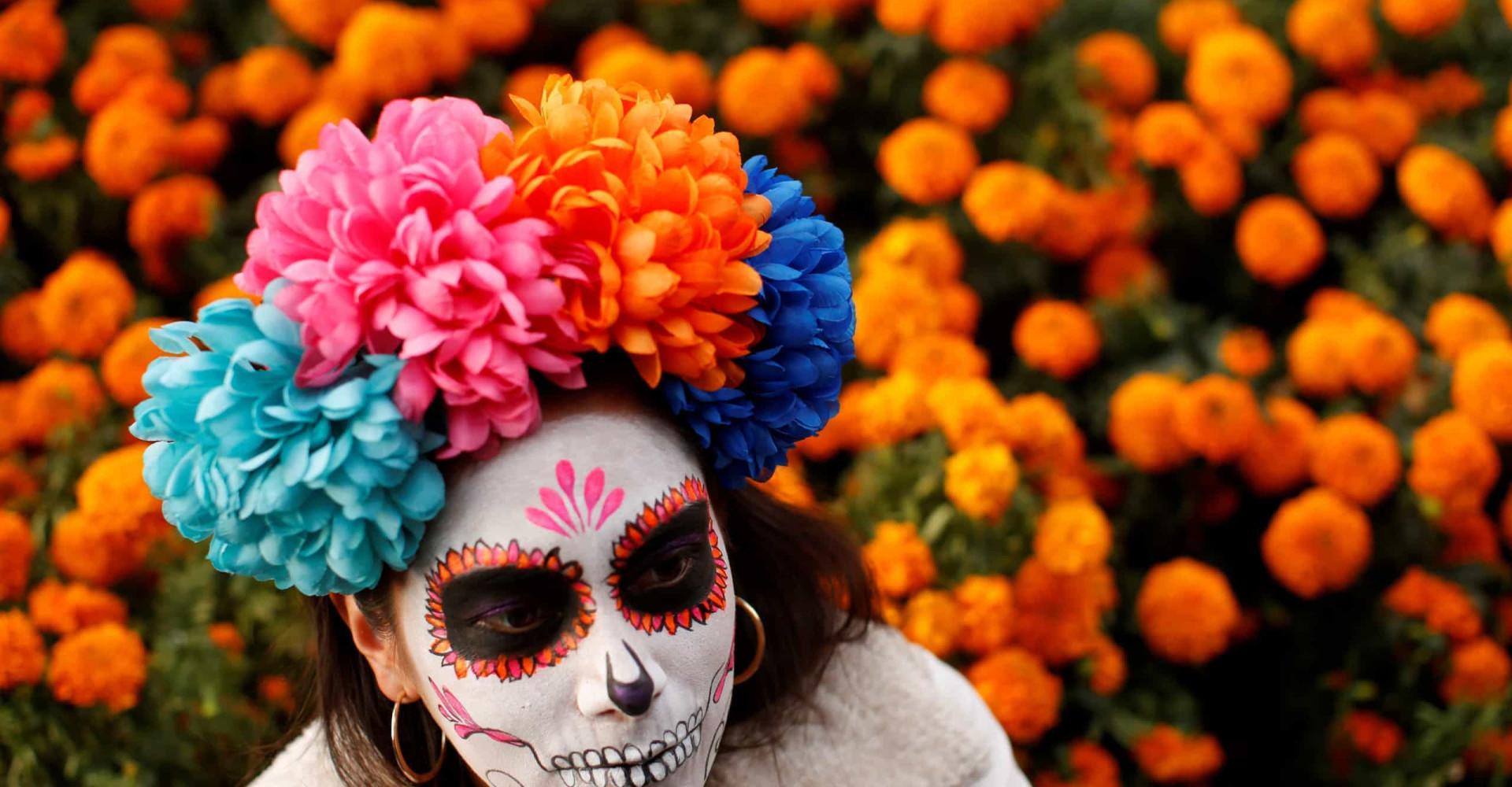 Día de los Muertos: una celebración a todo color