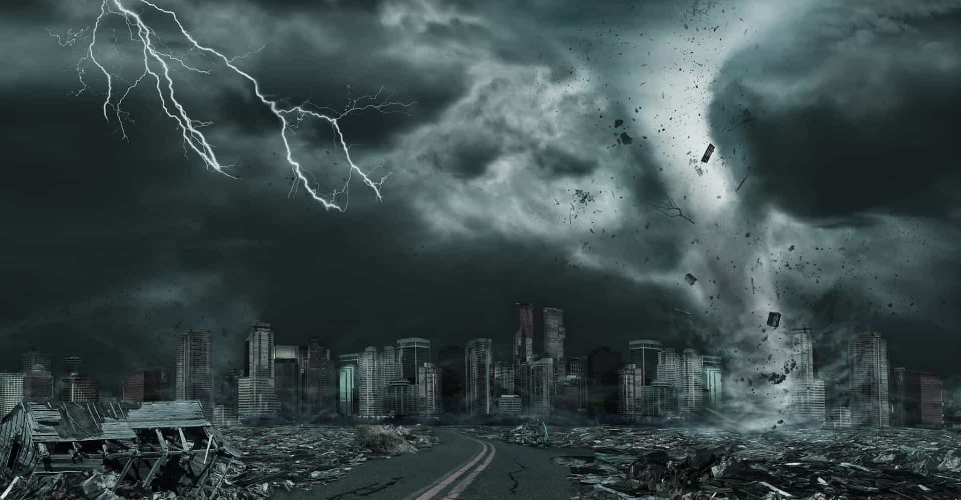 The end of the world is near!