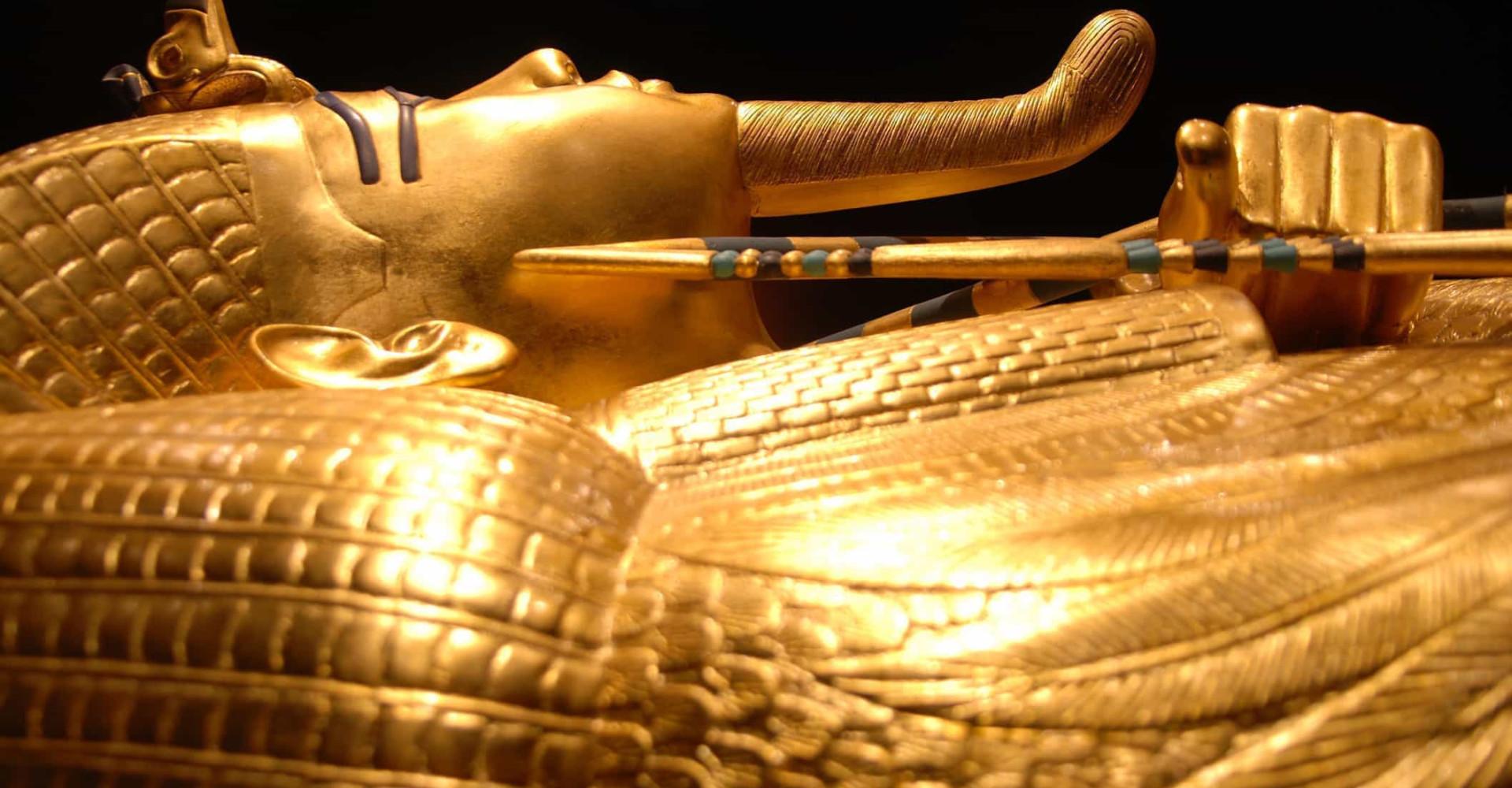 Visst du att Den egyptiske faraon Tutankhamon har en egen dag?