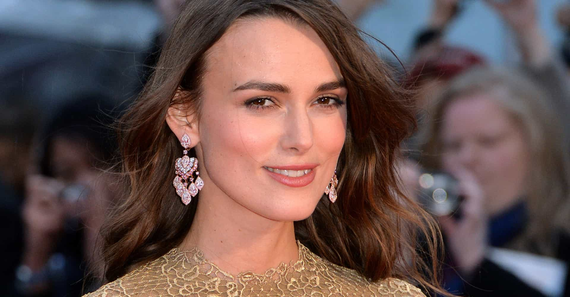 Keira Knightley banned her daughter from watching 'Cinderella,' here's why