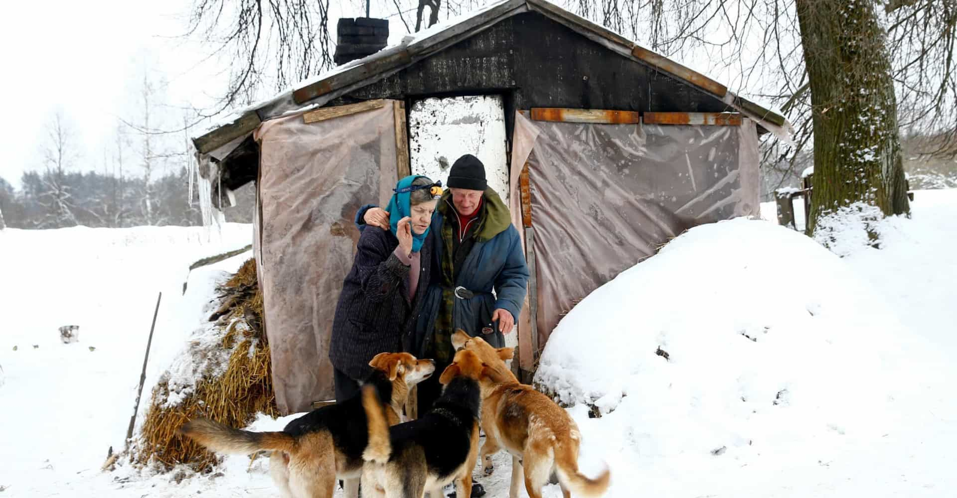 Solitude is bliss: Meet the forest dwellers of Belarus