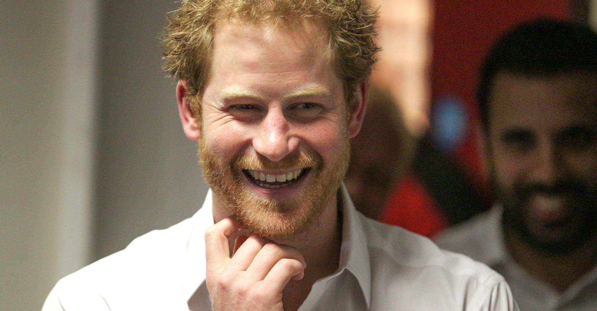 Did Prince Harry break royal fashion protocol by wearing a Speedo?