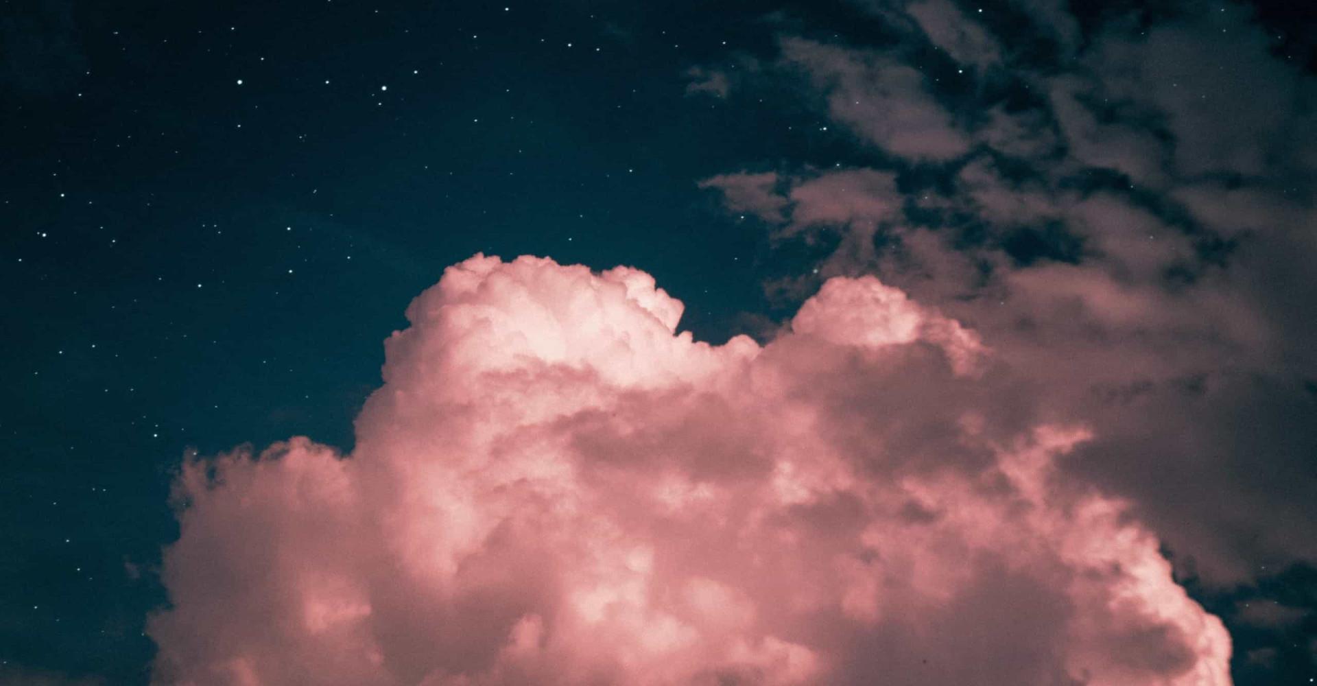 The benefits of cloud gazing