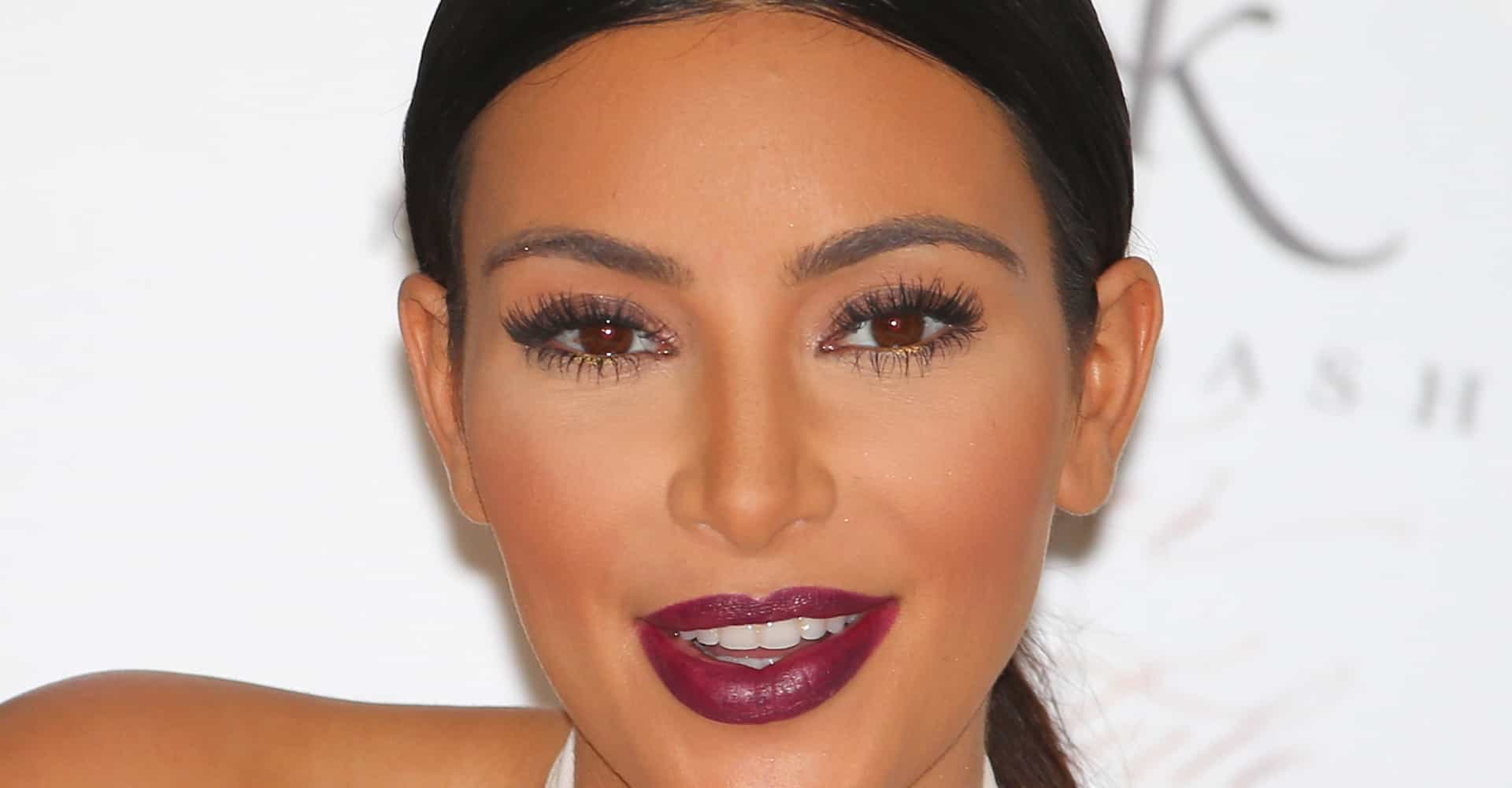 "Kim Kardashian is ""grateful"" for being robbed in Paris"