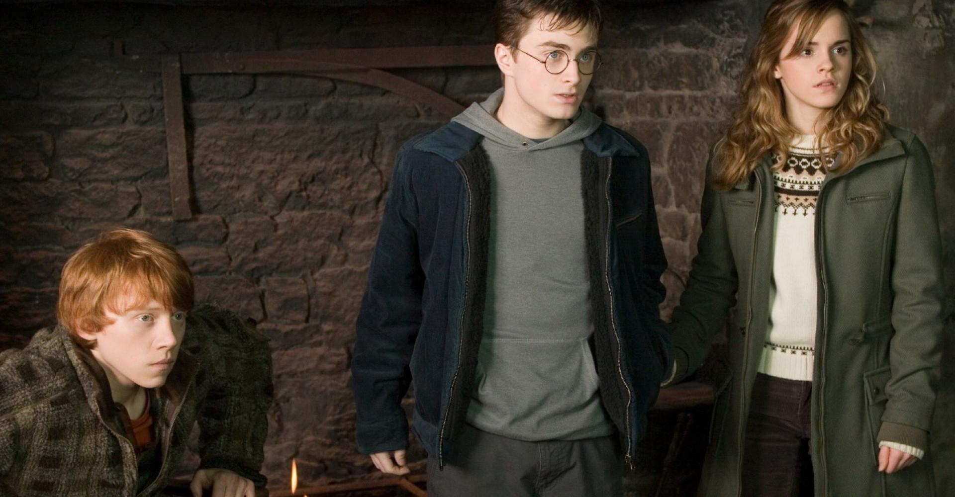 De Harry Potter-filmreeks binnenkort op Netflix België!
