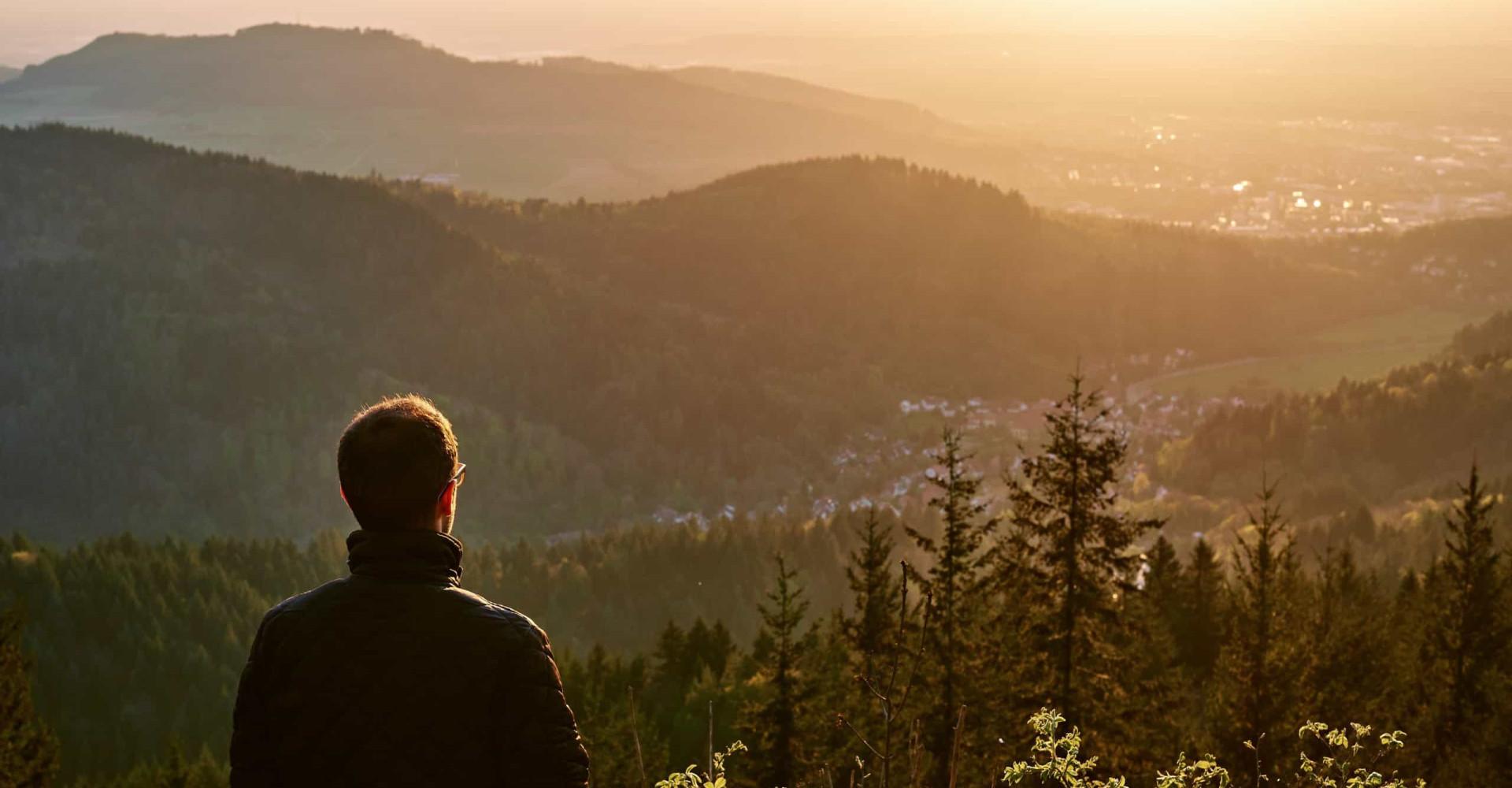 Het effect van de natuur op ons welzijn