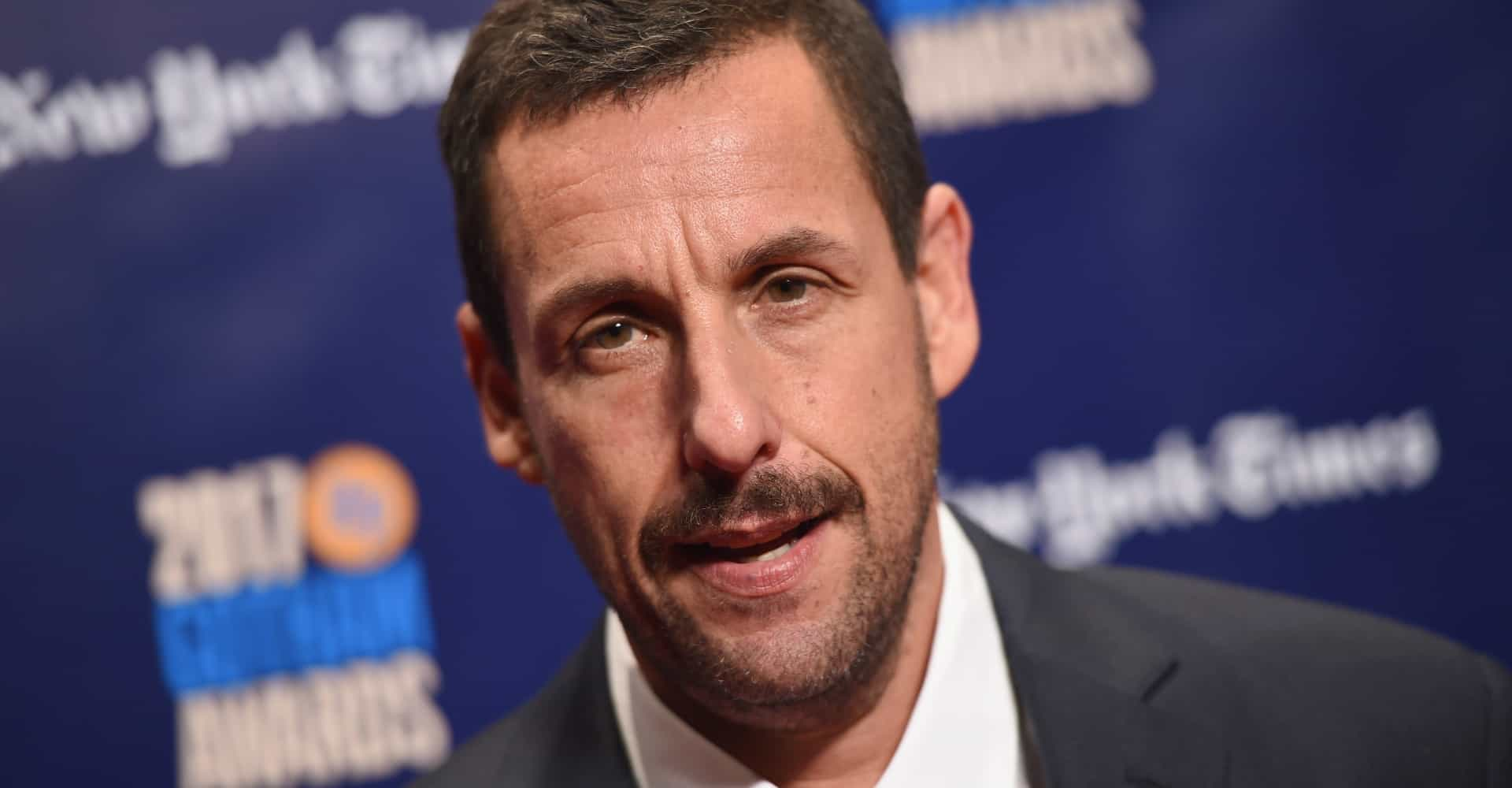 Does funnyman Adam Sandler do his own stunts?