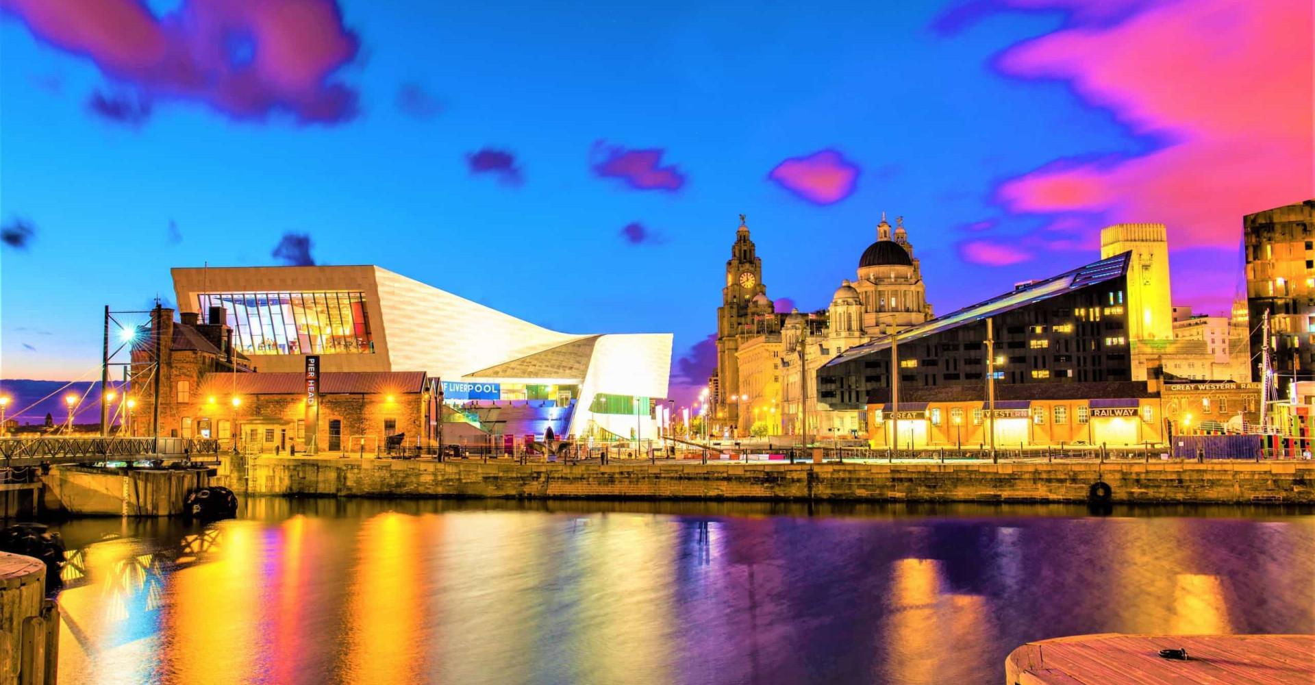 Liverpool: Hauptstadt des Fußballs und der Kultur