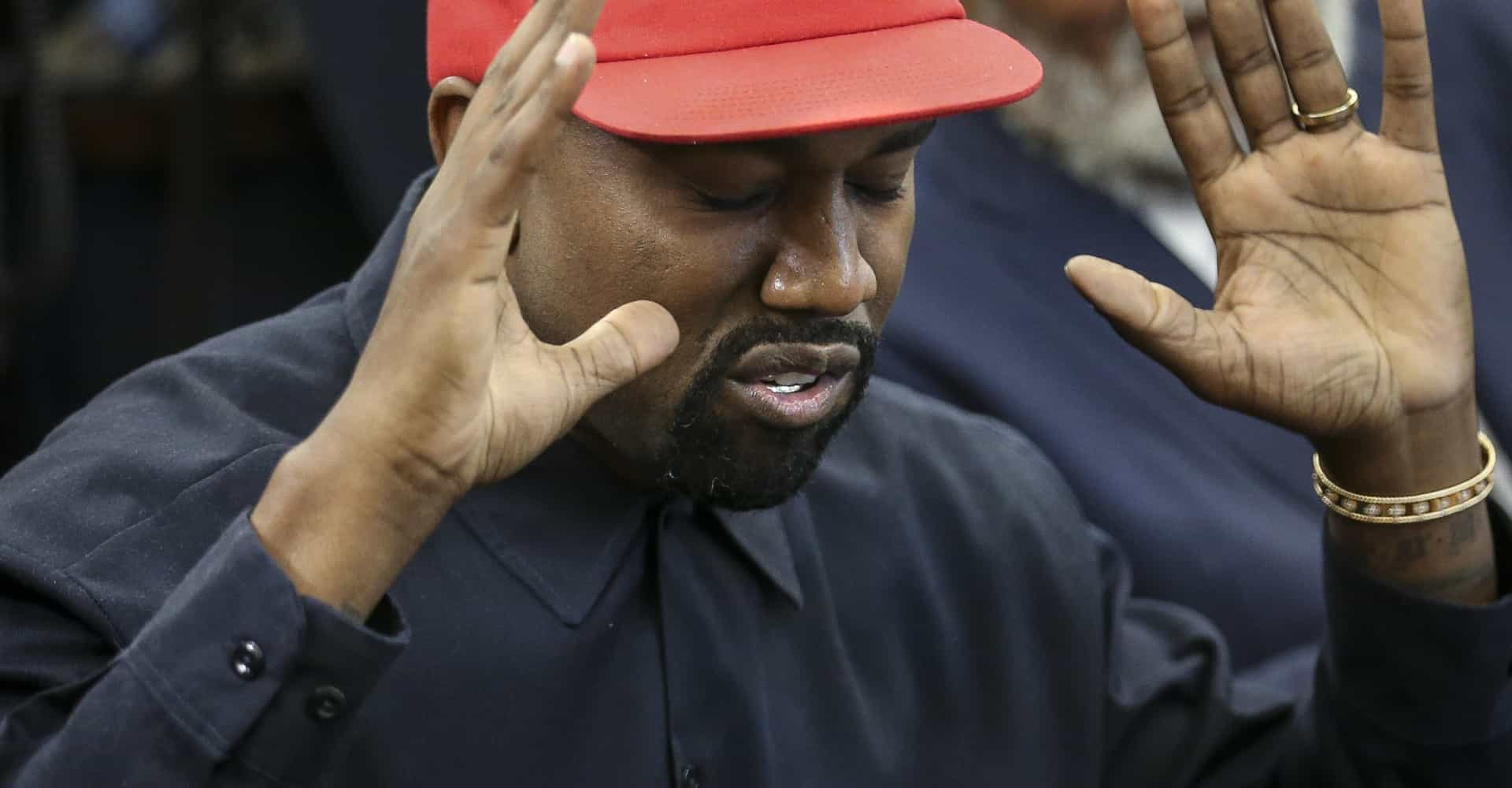 Kanye West's controversial new clothing line is here