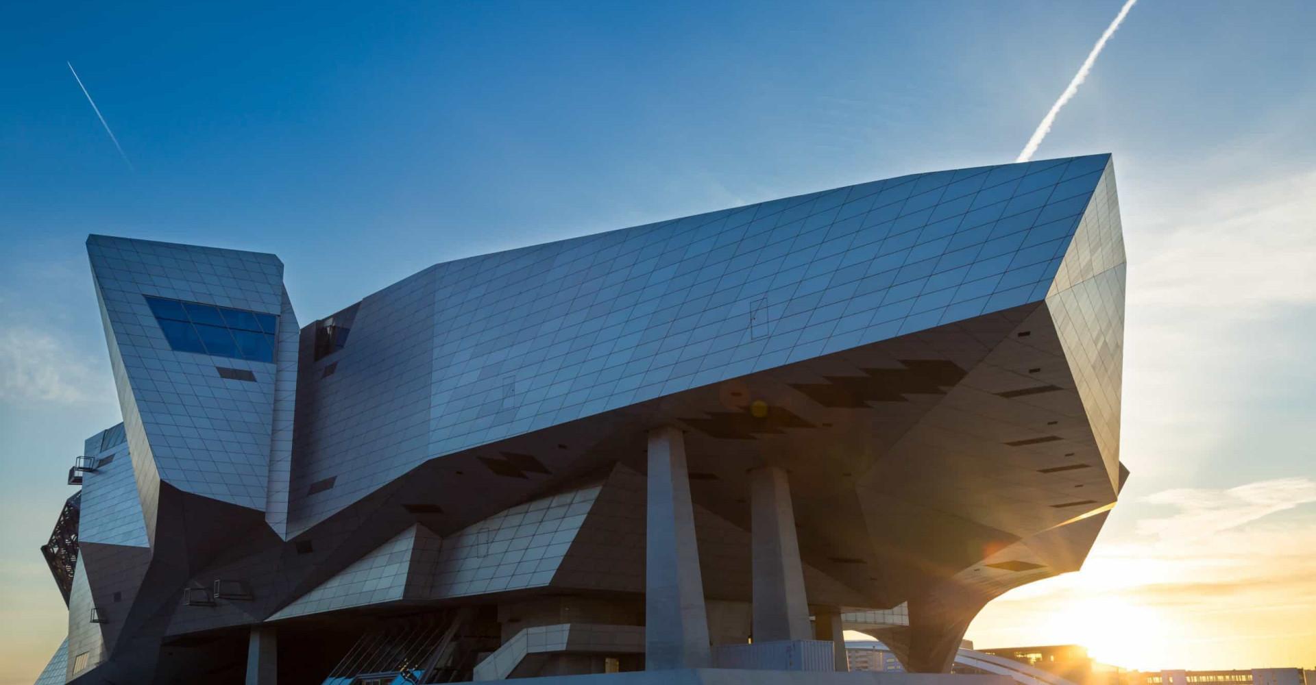 Ces musées français à l'architecture fascinante