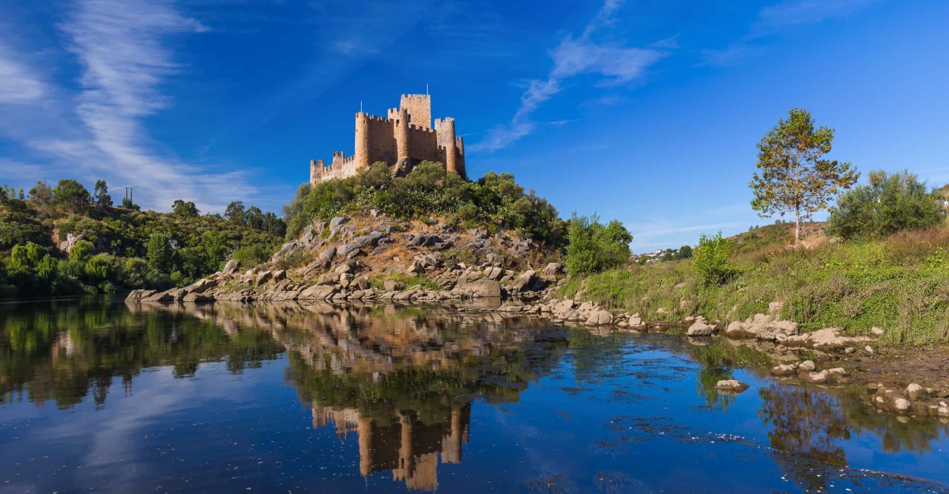 Sisäpiirin vinkit: Mistä löytyvät Portugalin kauneimmat linnat