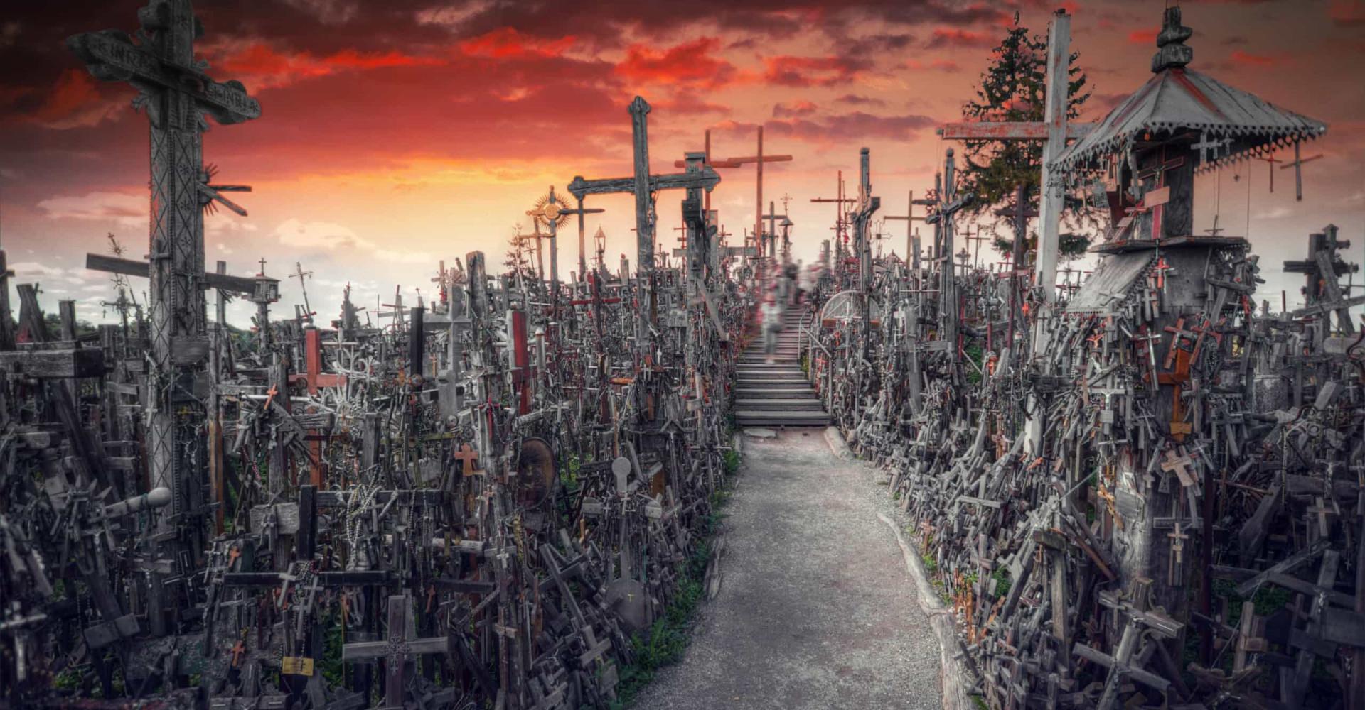 Les endroits d'Europe les plus effrayants