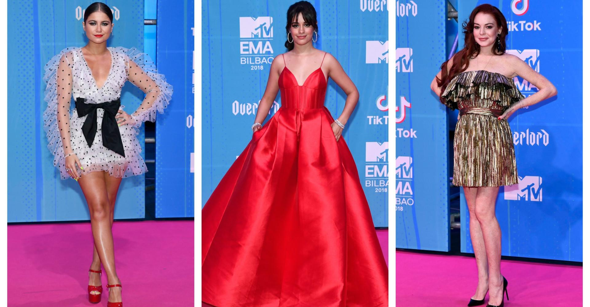 Premios MTV EMAs: ganar fama y perder estilo