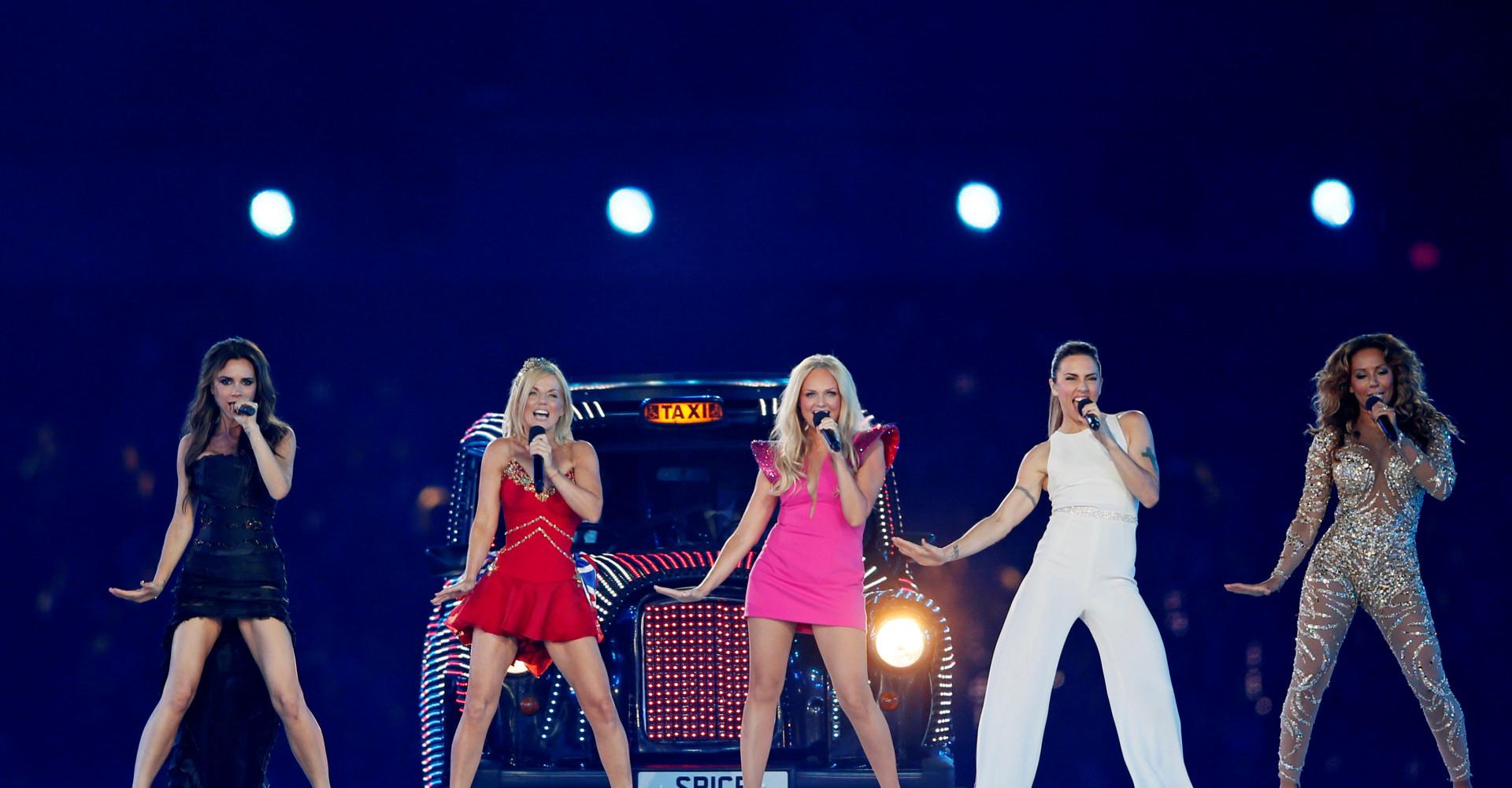 Les Spice Girls sont de retour mais... pas au complet!
