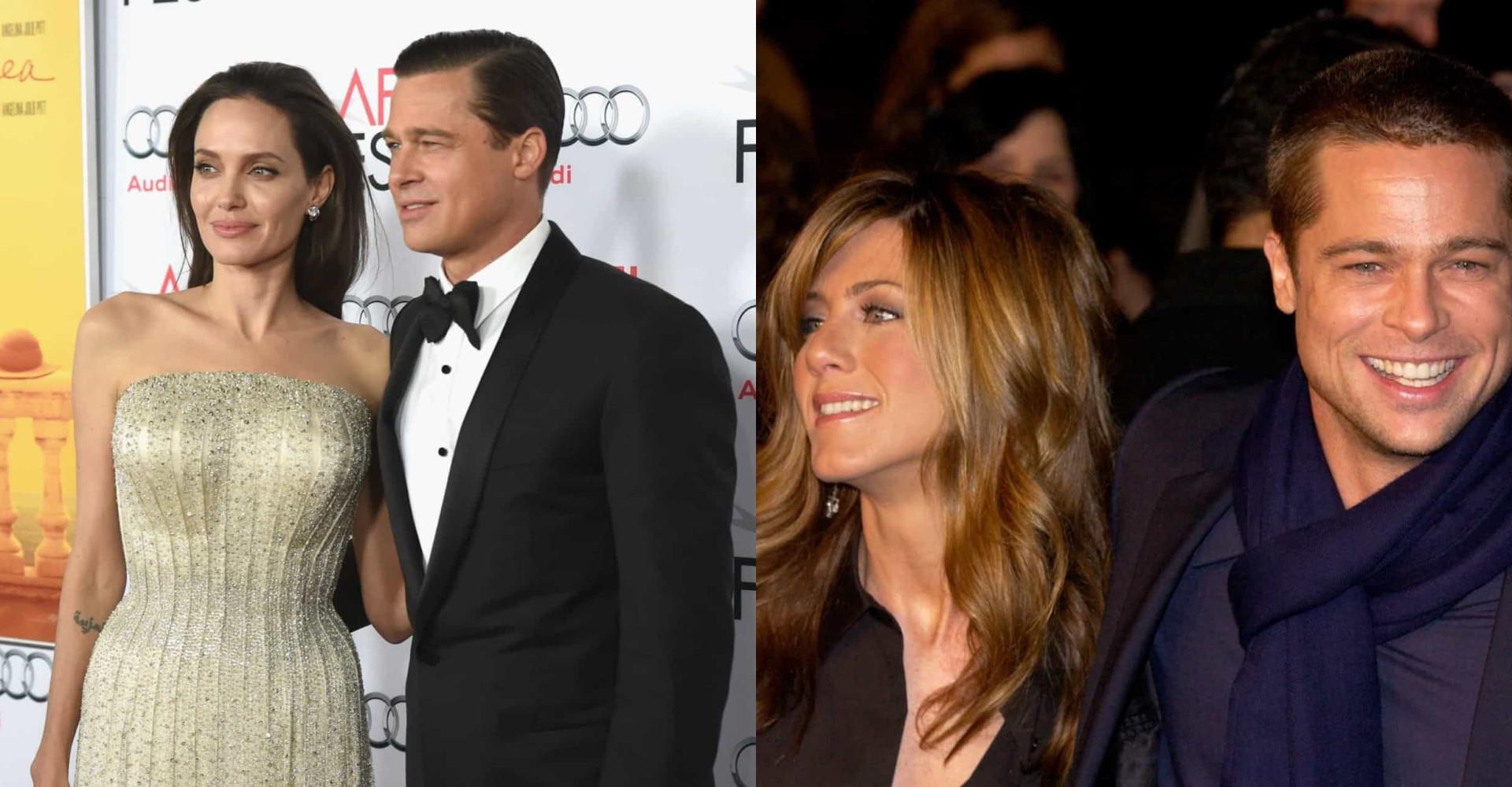 Os controversos triângulos amorosos de Hollywood