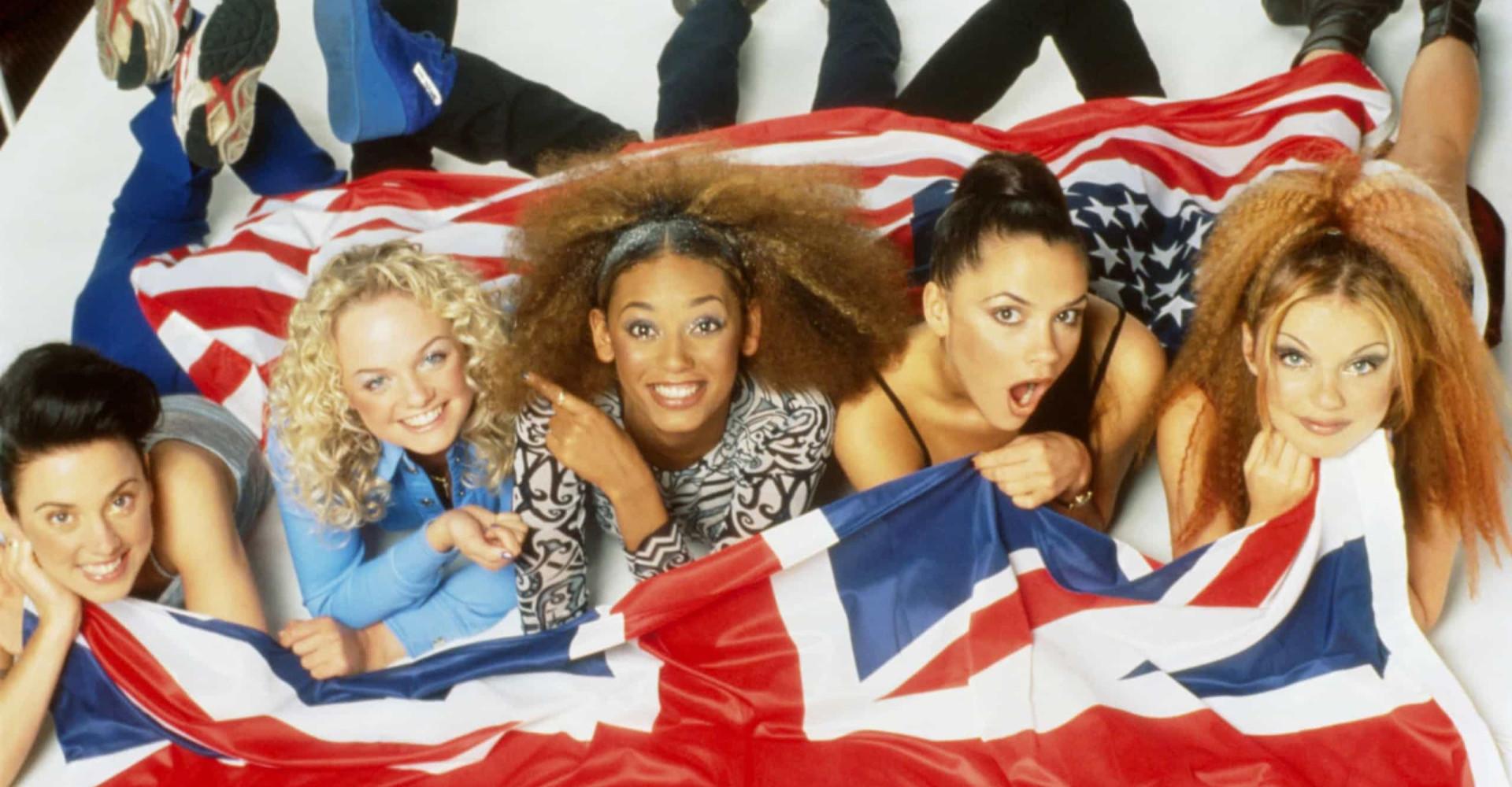 Spice Girls: de heteste antrekkene og kostymene