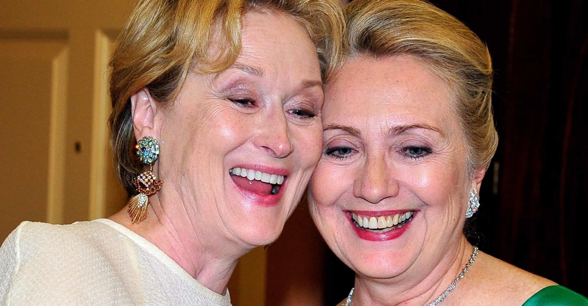 The politics of friendship: celeb and politician friends