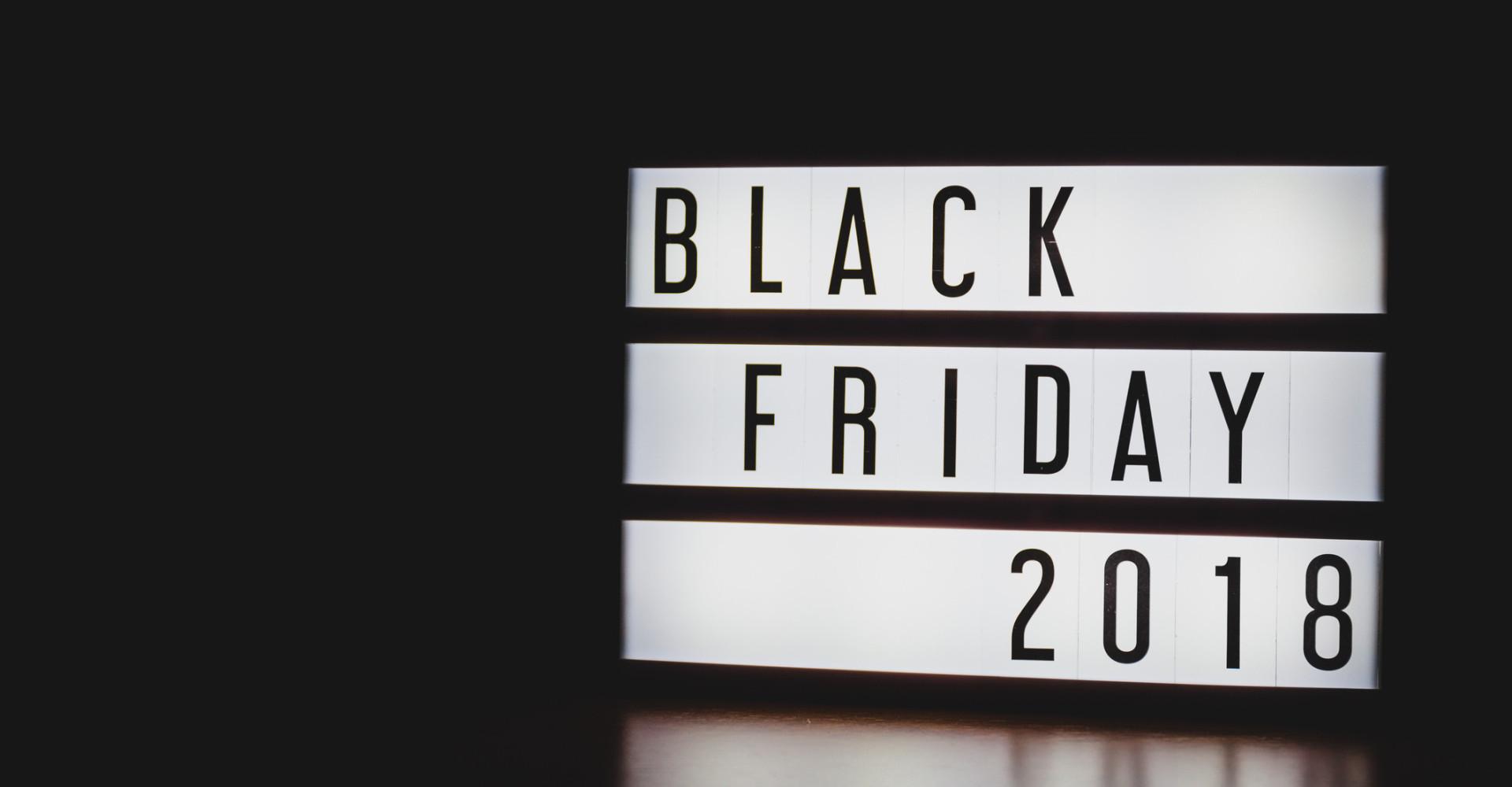 Black Friday in arrivo: ecco le prime offerte su Amazon