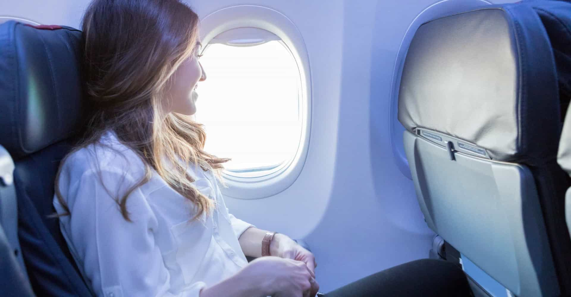 Window or aisle seat: which is better?