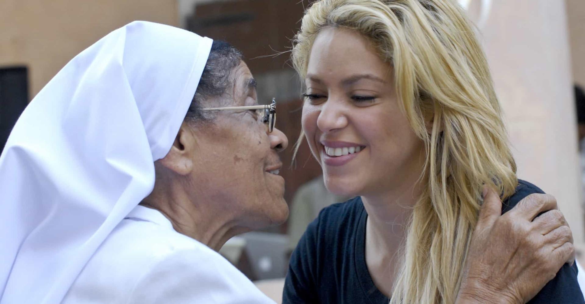 Helfer in der Not: Diese Promis haben ein gutes Herz