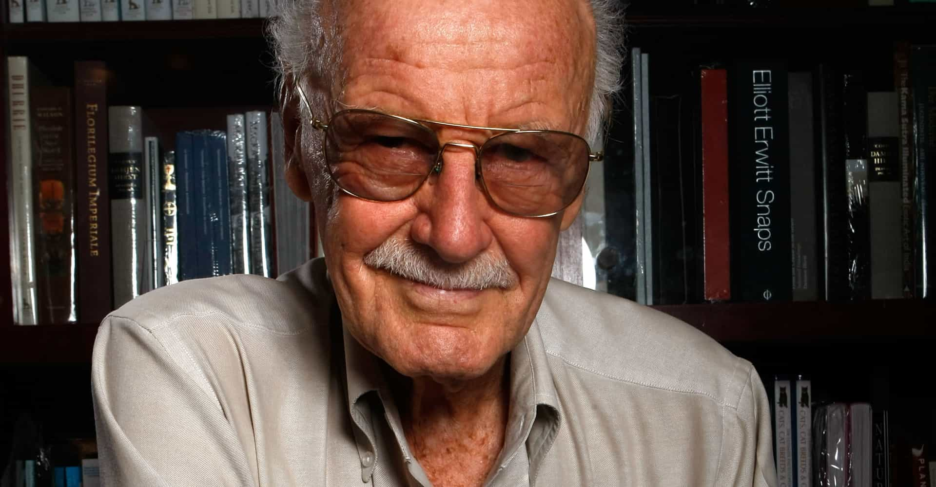 Marvel Comics Creator Stan Lee dead at 95