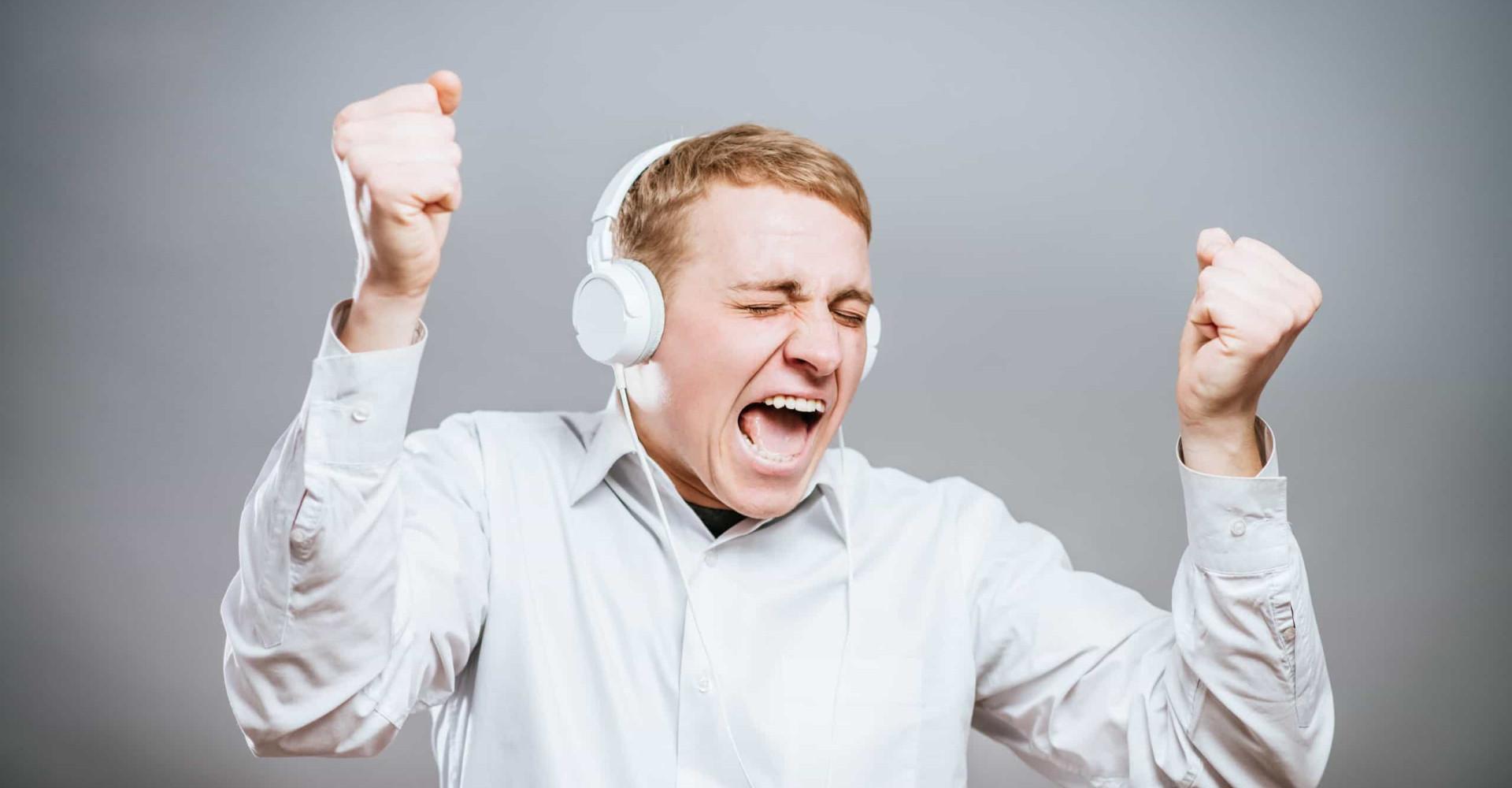 Zo weet je of je hoofdtelefoon te hard staat