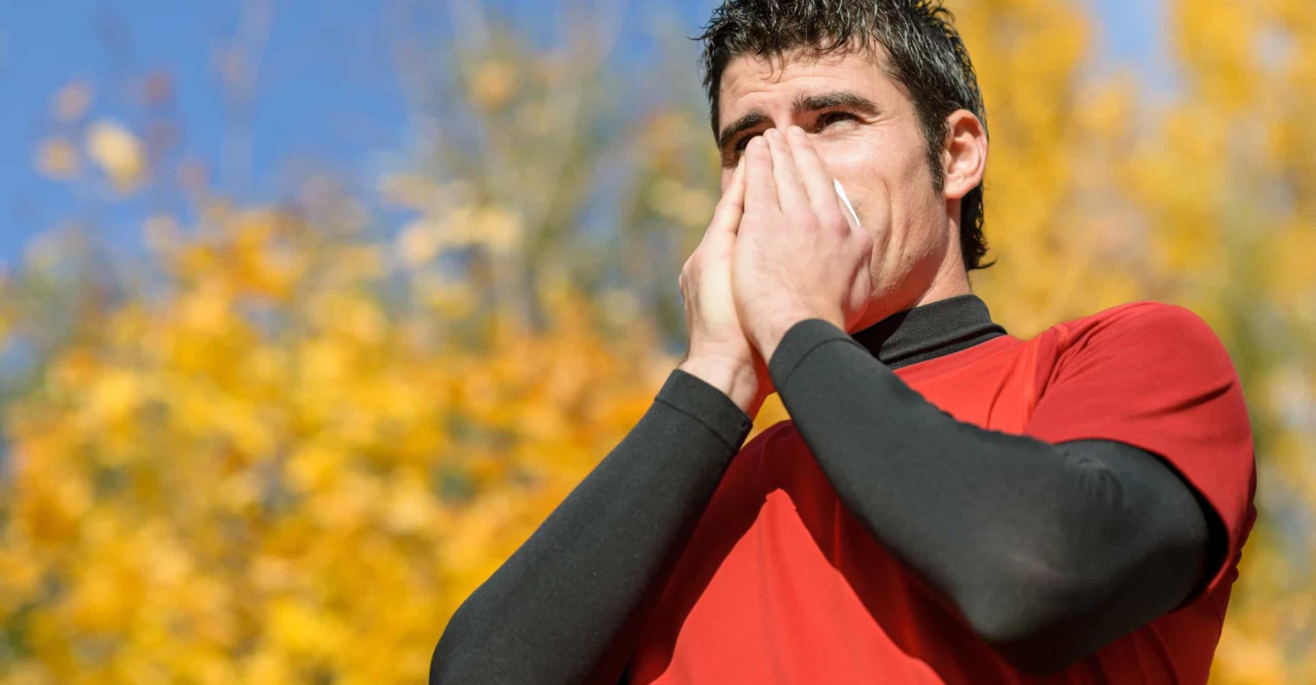 Is het verstandig om te sporten als je verkouden bent?