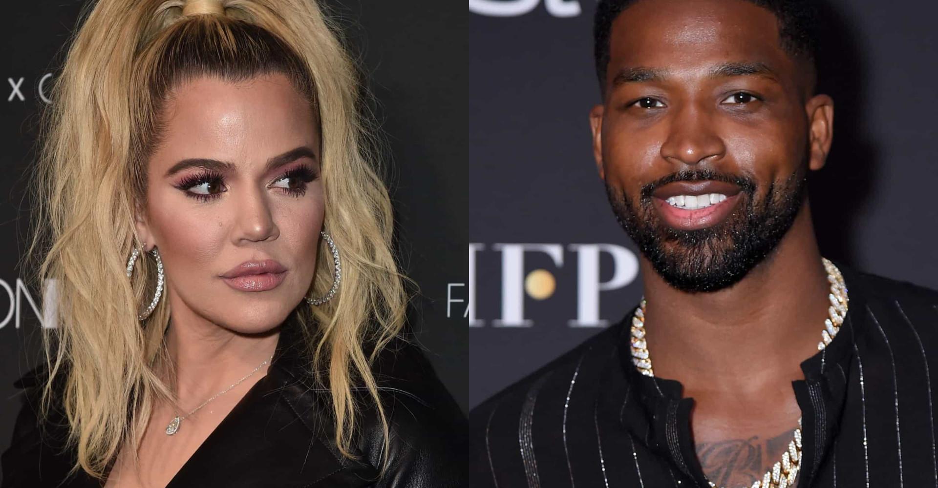 Khloé Kardashian and Tristan Thompson are back together
