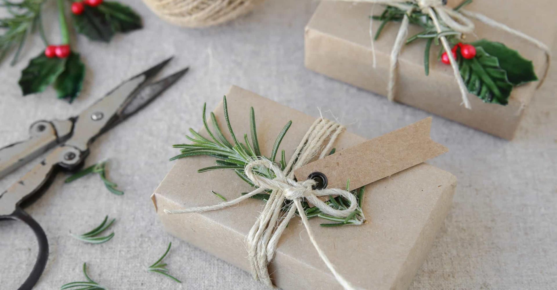 Miljøvennlige julegaveideer