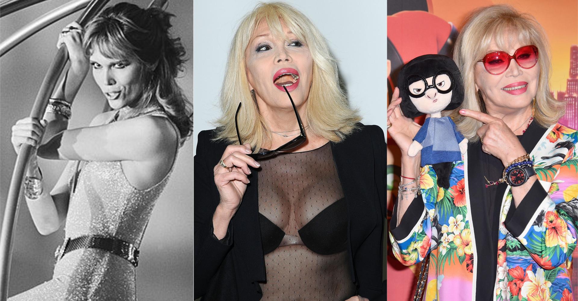 Amanda Lear: lo stile di una diva, più che di una donna