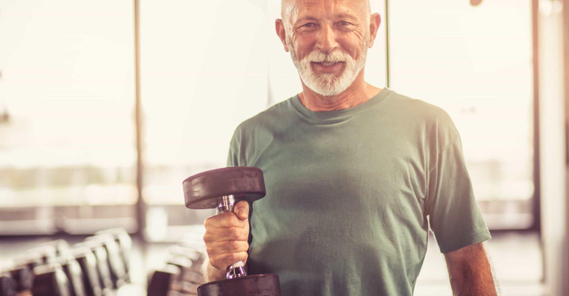 Waarom iedere man zou moeten gewichtheffen