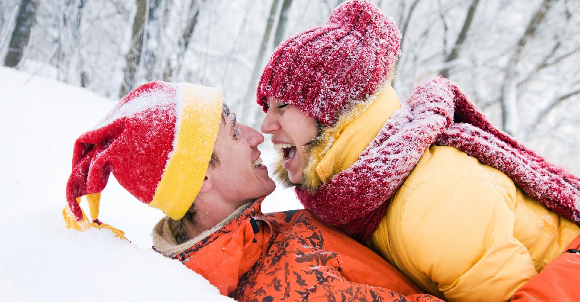 Waarom winterse seks zo goed voor je is