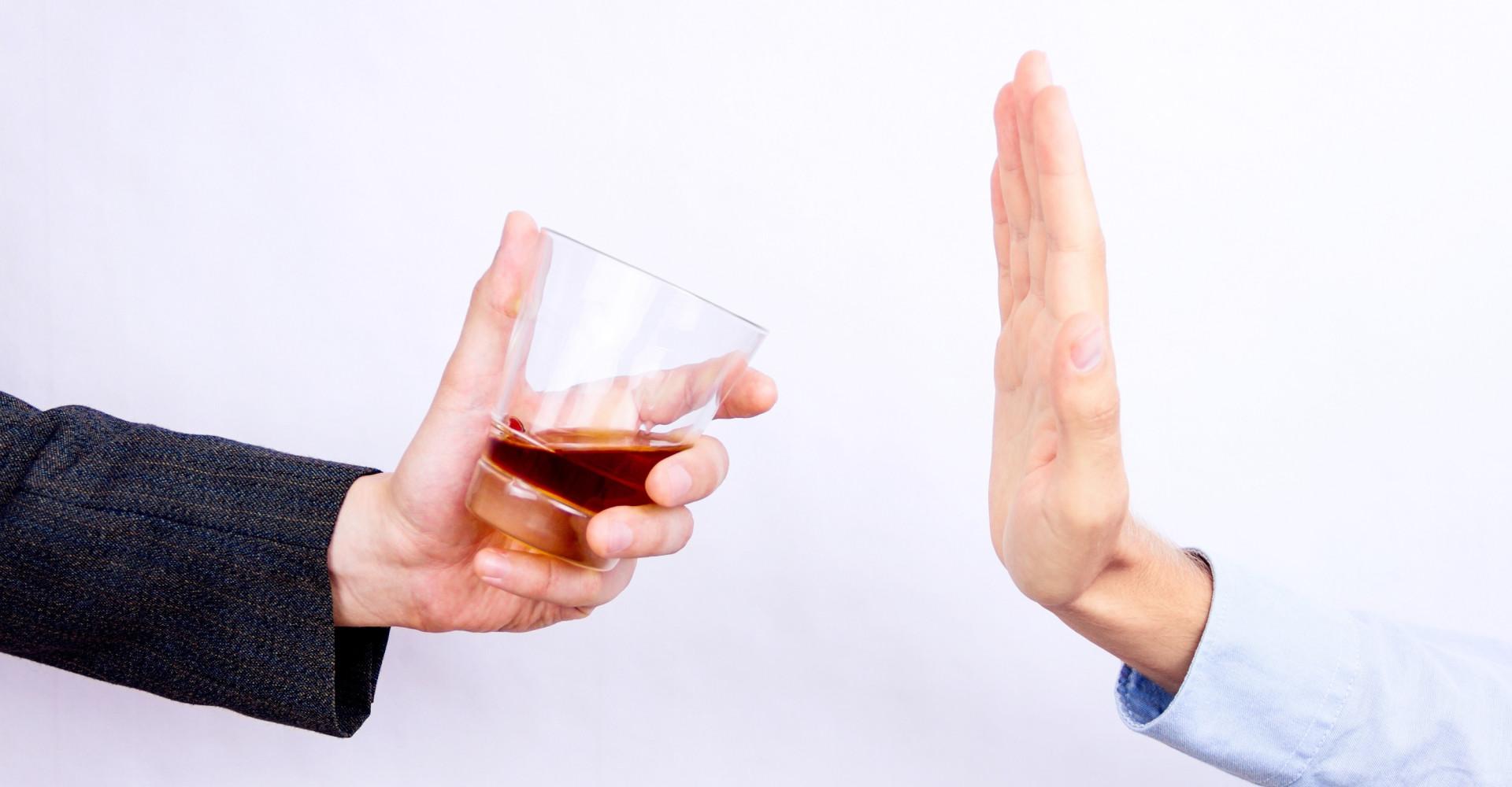 Ga je later minder drinken als je er jong mee begint?
