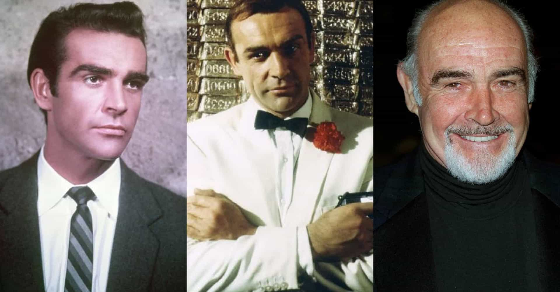 The name's Connery, Sean Connery!