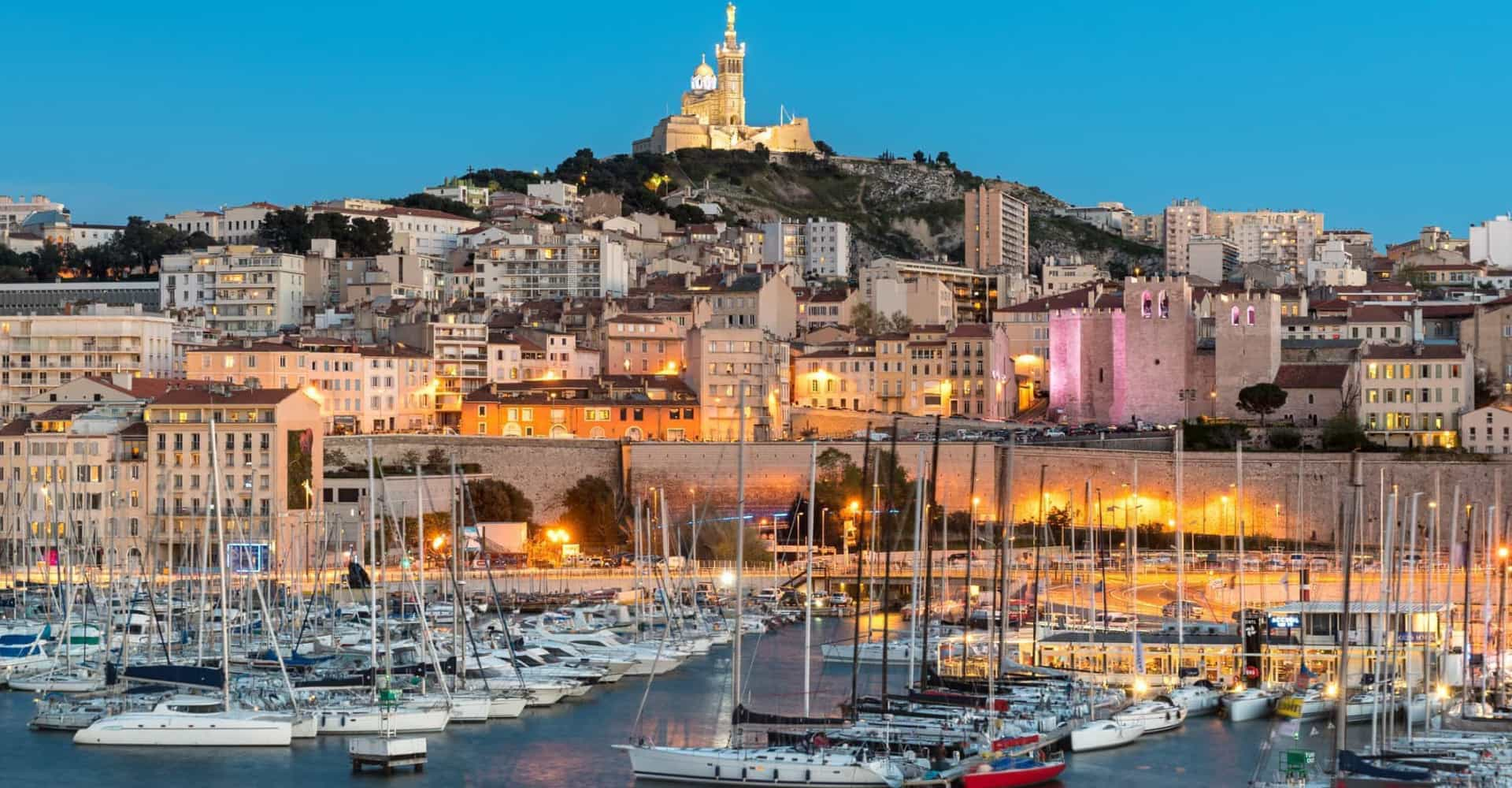 En tur gennem Marseille