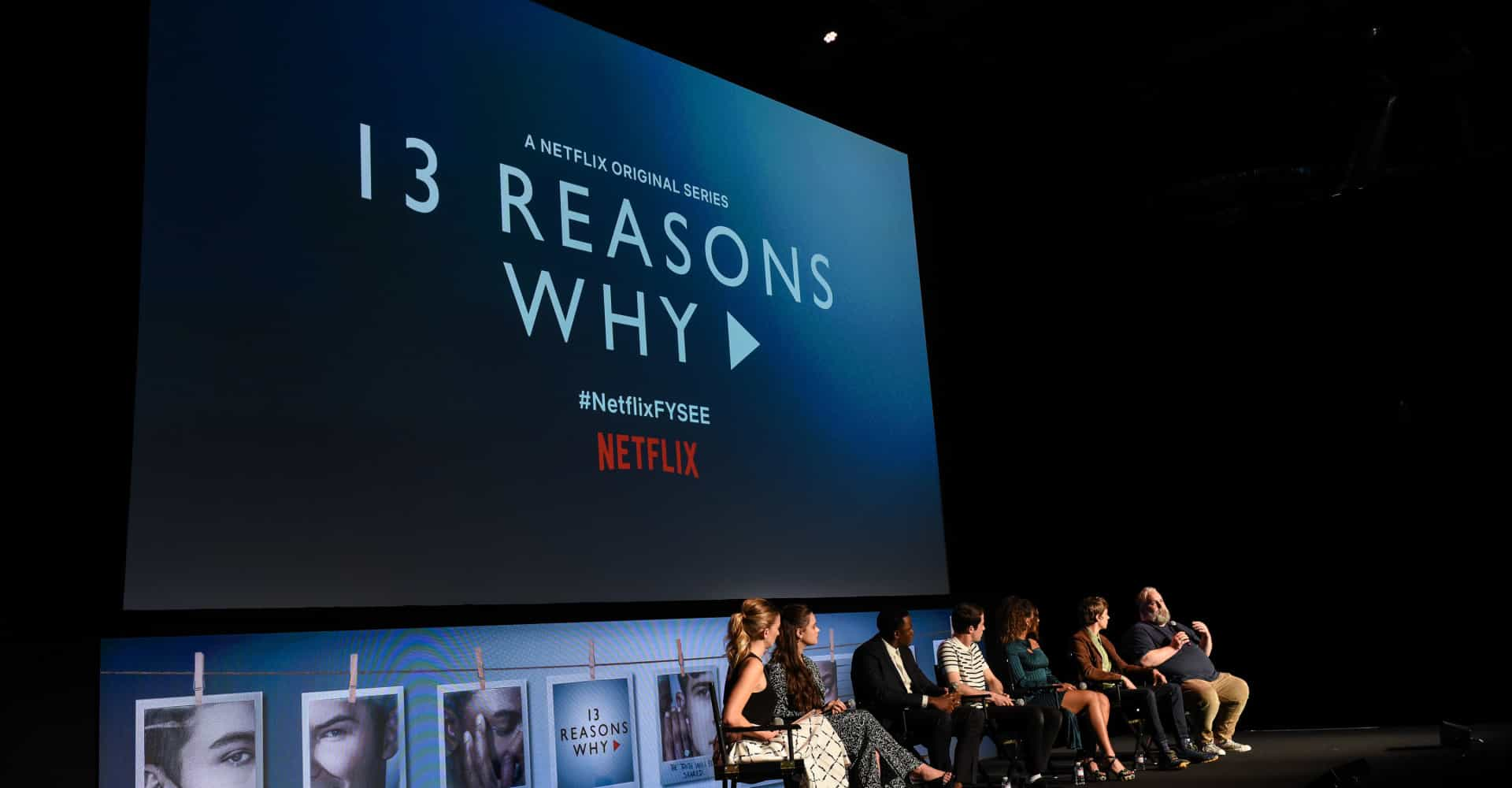 New '13 Reasons Why' study reveals the show's dangerous impact