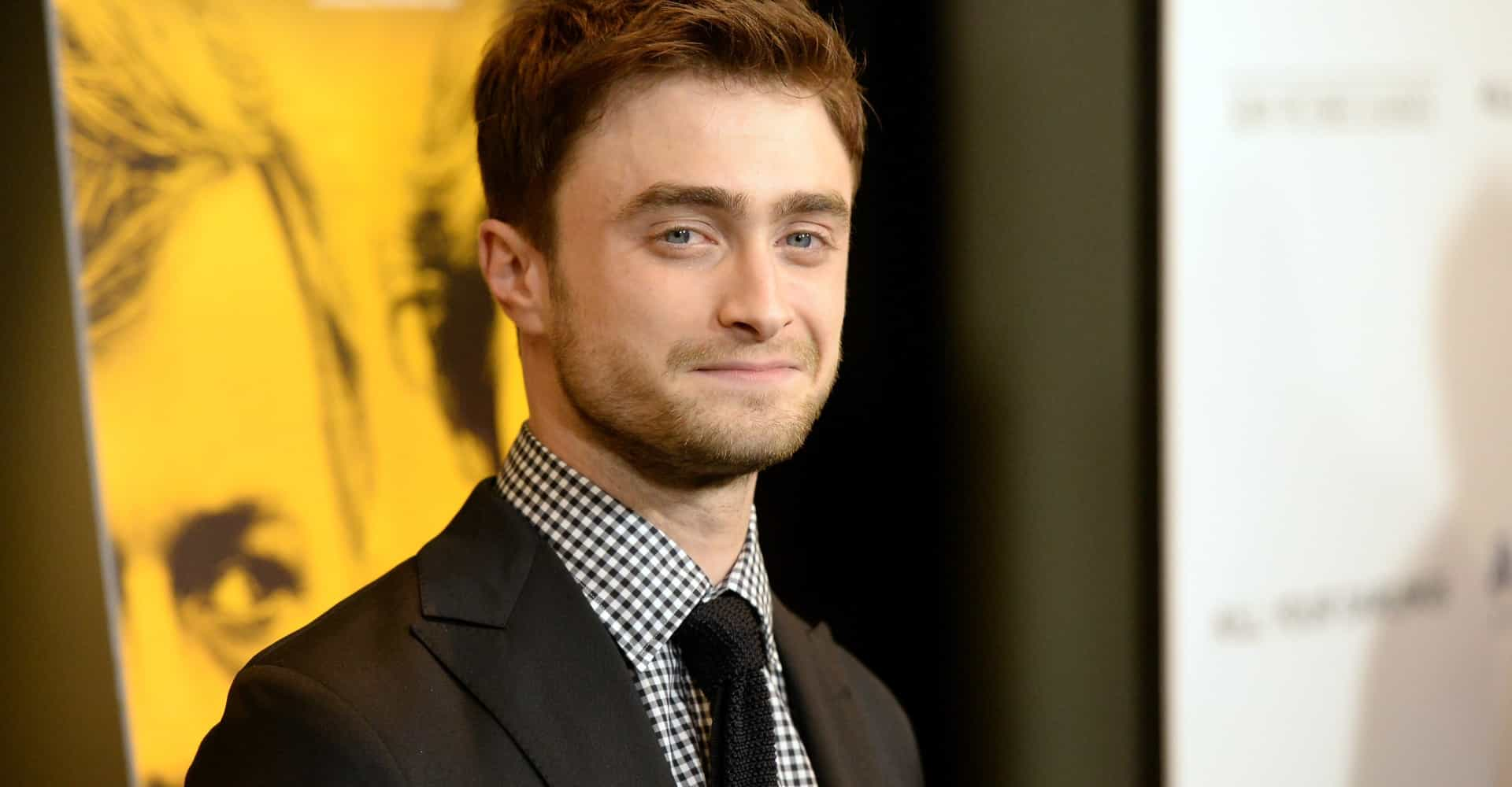 Daniel Radcliffe is refusing to watch 'Harry Potter and the Cursed Child'